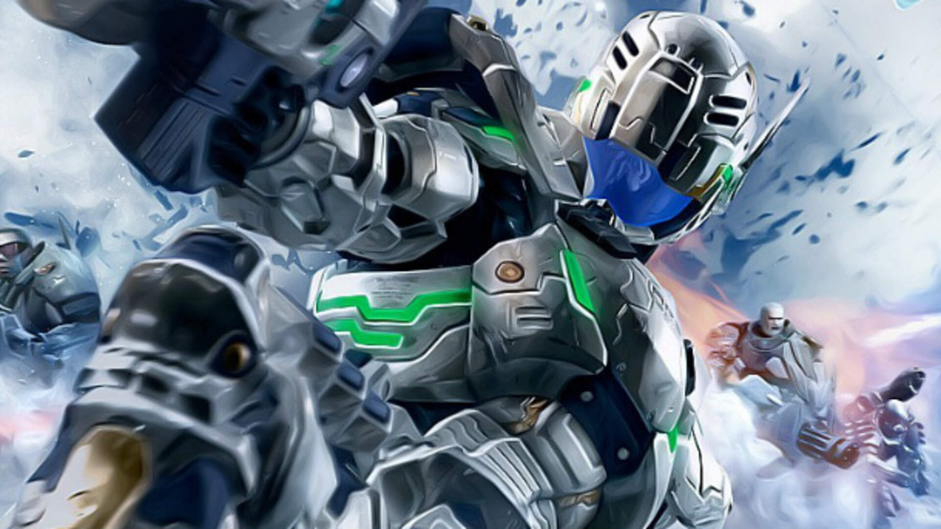 Vanquish Review: Style Over Substance