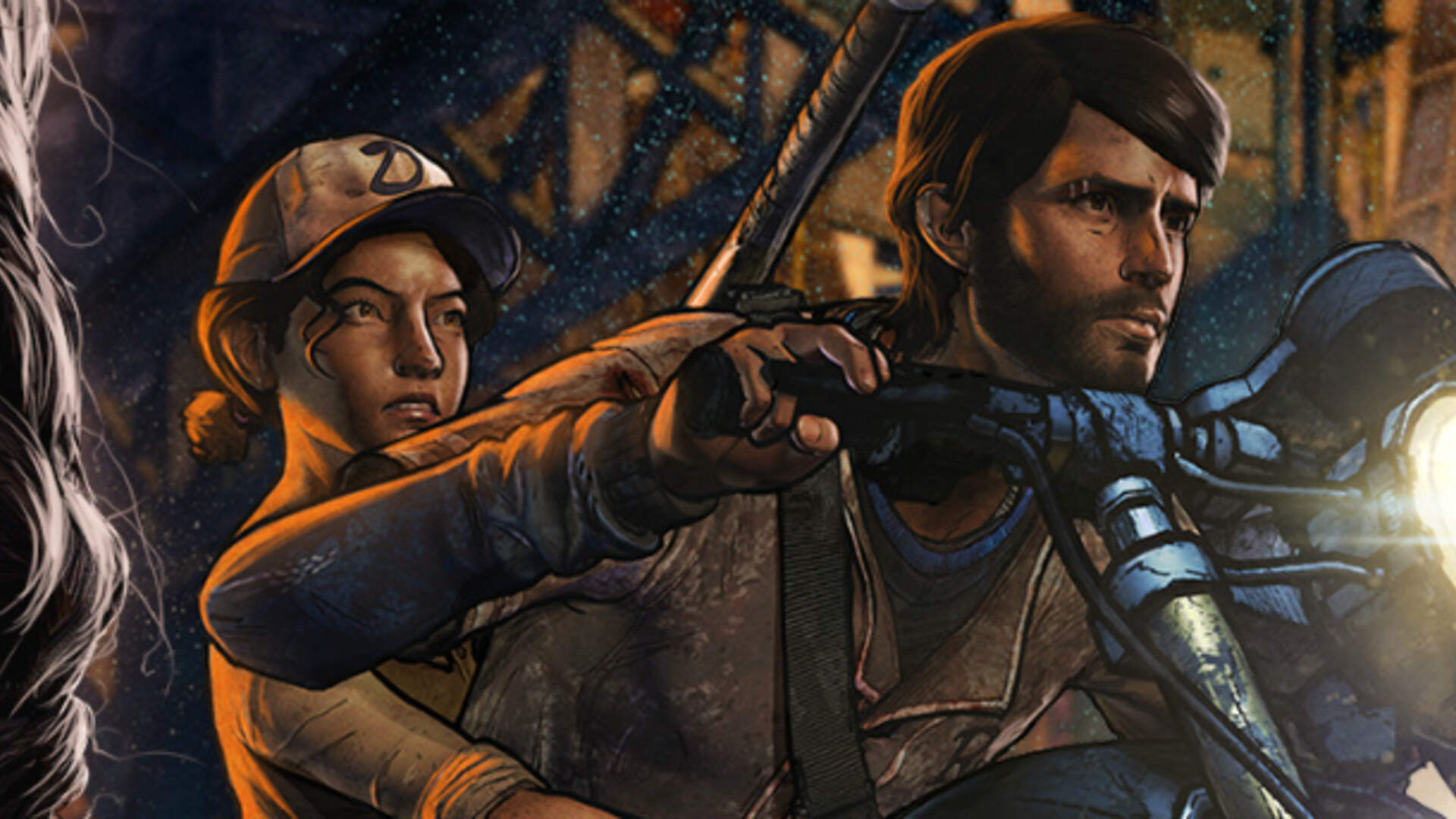 Telltale's The Walking Dead Collection Offers Visual Improvements Ahead of Final Season