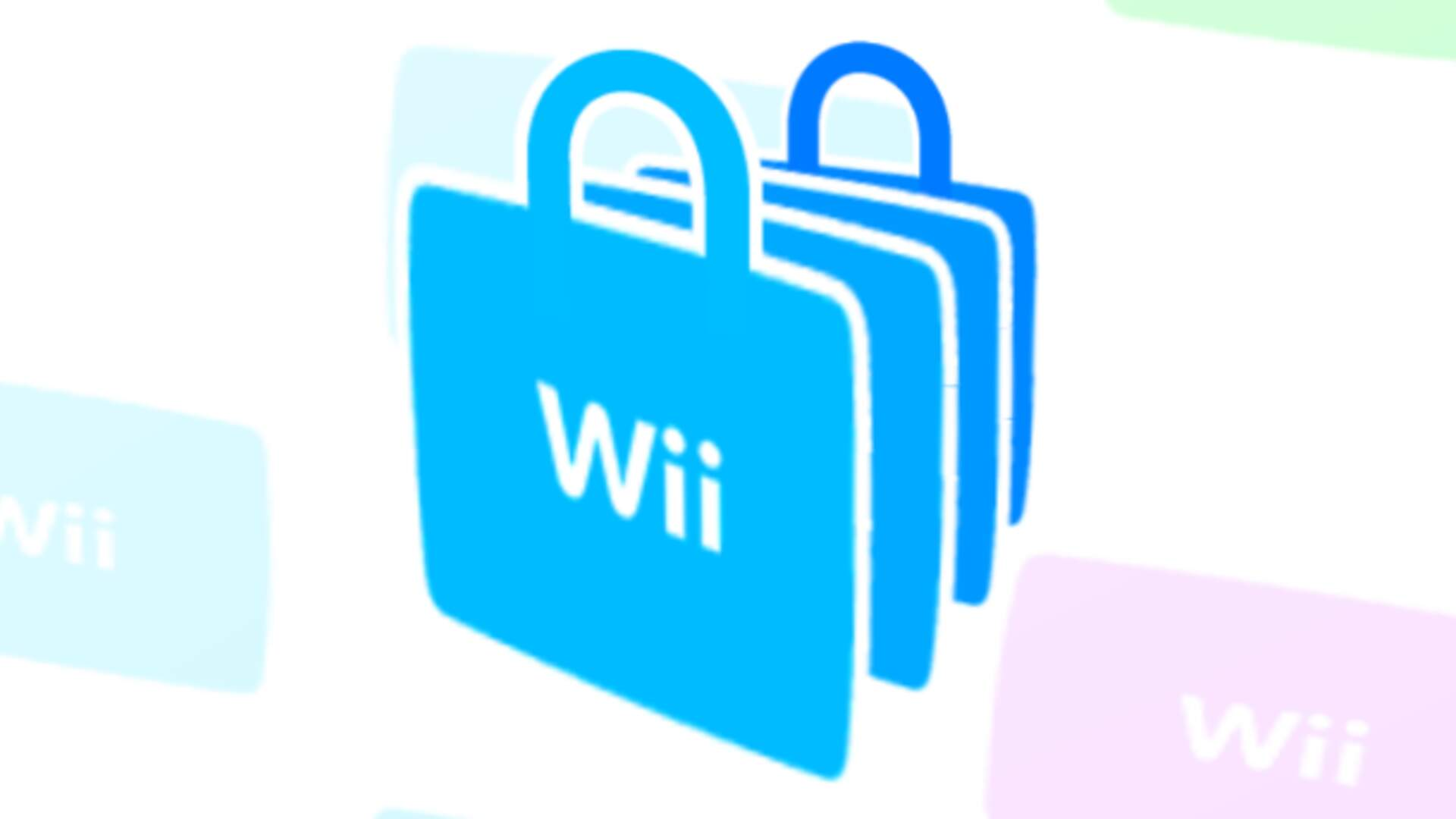 Nintendo Shutting Down The Wii Shop Channel in 2019