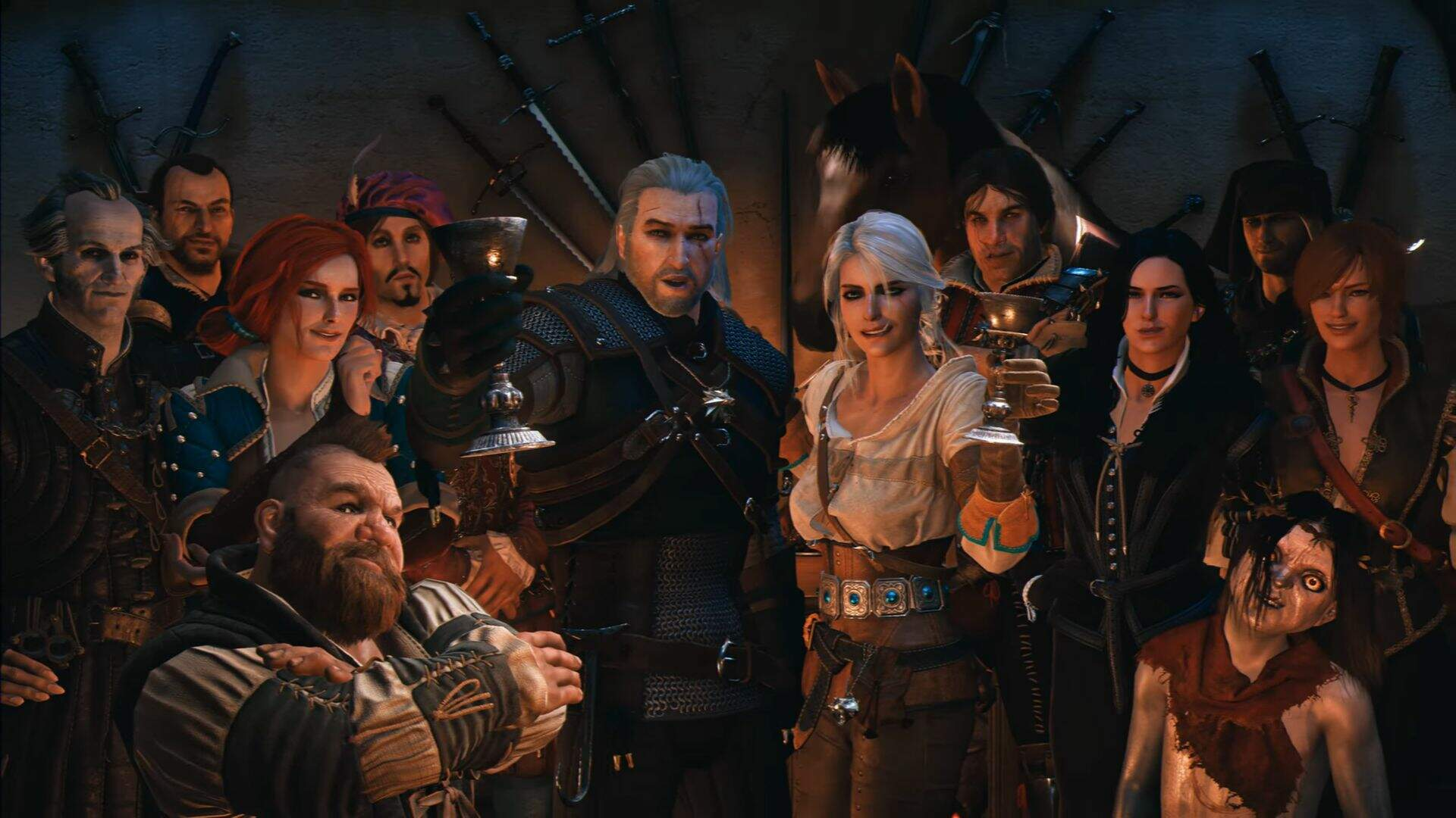 The Witcher Series Blows Past 50 Million Sold Following Hugely Successful 2019