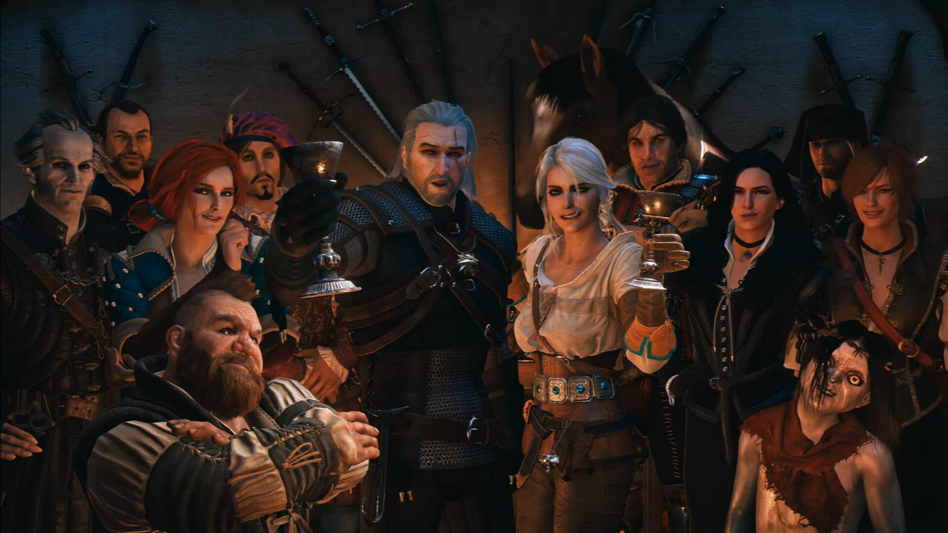 The Witcher is Airing on Netflix This Fall