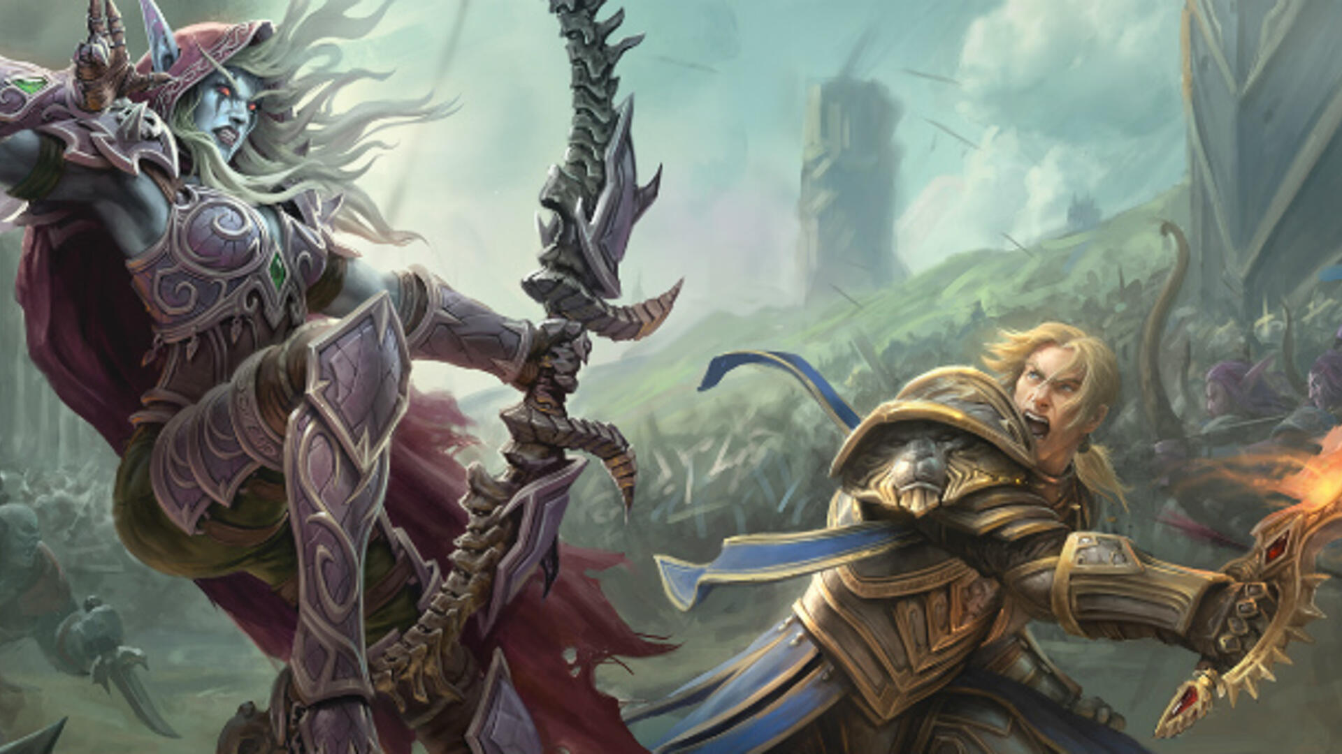 WoW 8 0 Is a Rough Start for Battle for Azeroth | USgamer