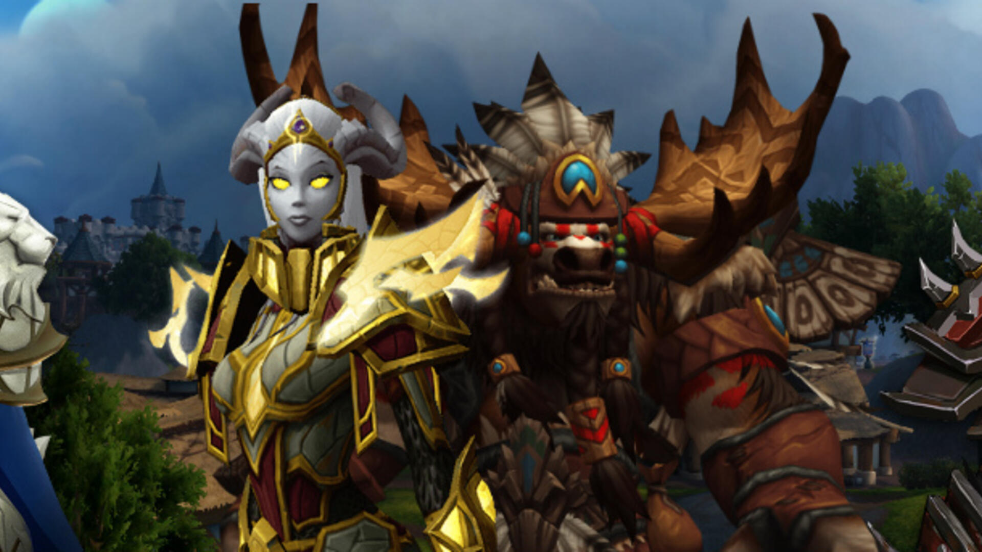 World of Warcraft's Expanded Level Scaling Is the Change the Game