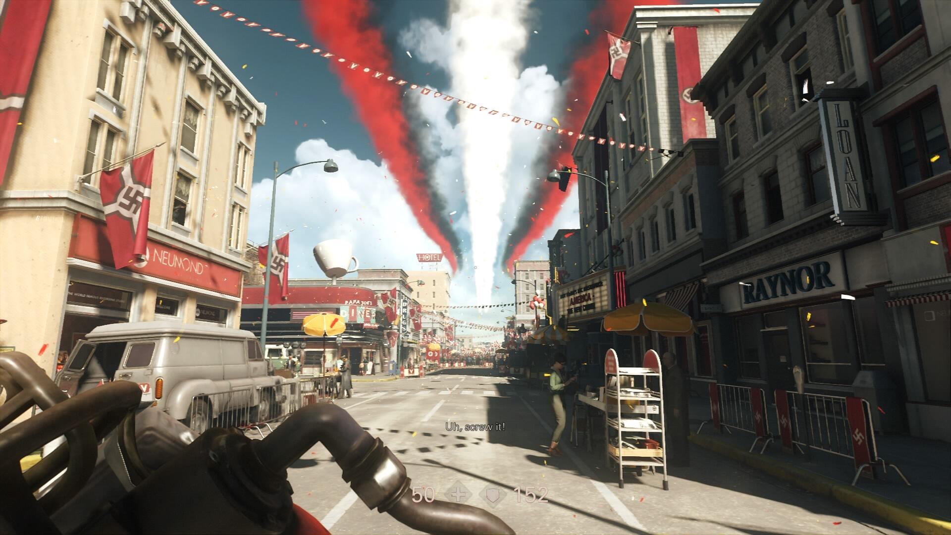 Wolfenstein 2: The New Colossus Guide - Tips and Tricks, Best Weapons