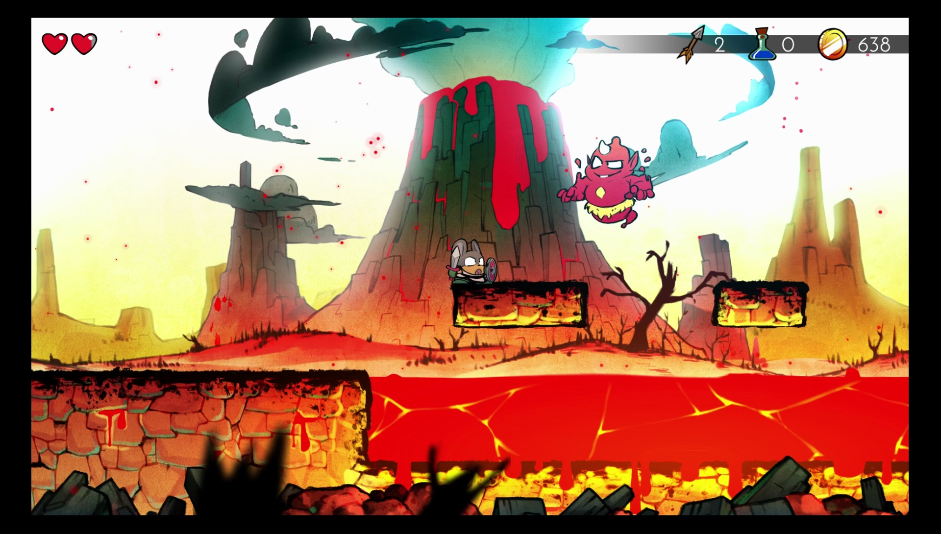 LizardCube Did A Damn Good Job With Wonder Boy The Dragons Trap And I Cant Wait To See What They Update Next