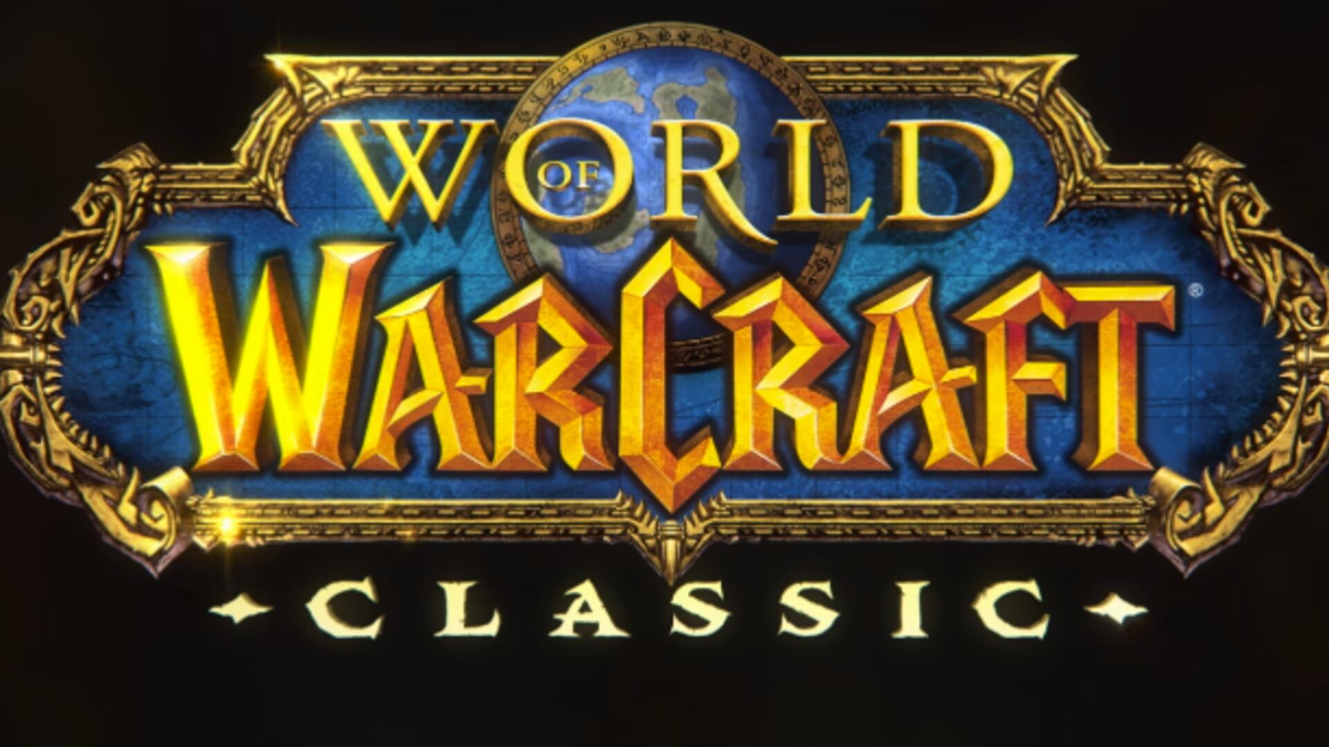 WoW Will Let Players Revisit The Past In World of Warcraft: Classic