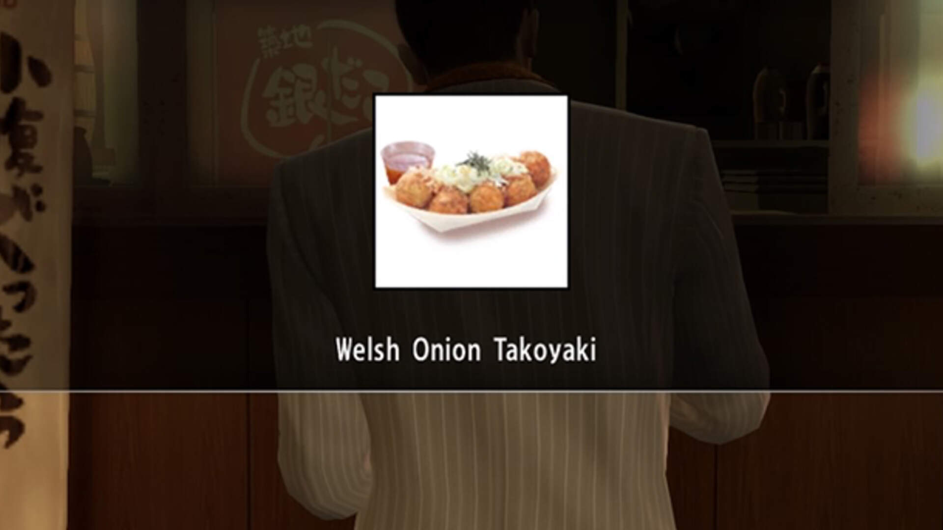 In Yakuza 0, Food Heals More Than Just Health