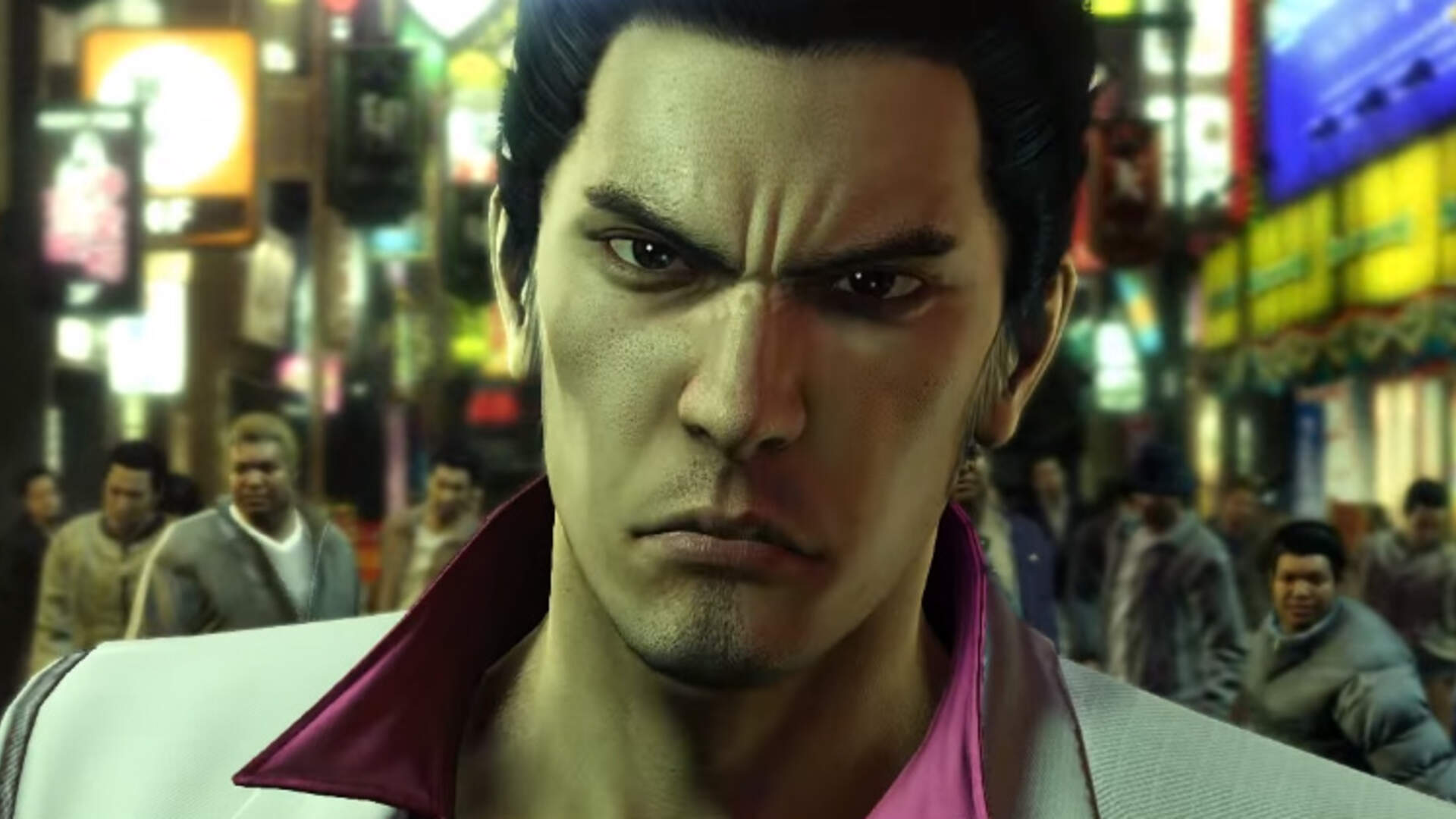 Yakuza Kiwami is Getting a Bunch of Free DLC, But You'll Have to Ask a Creepy Clown for Them