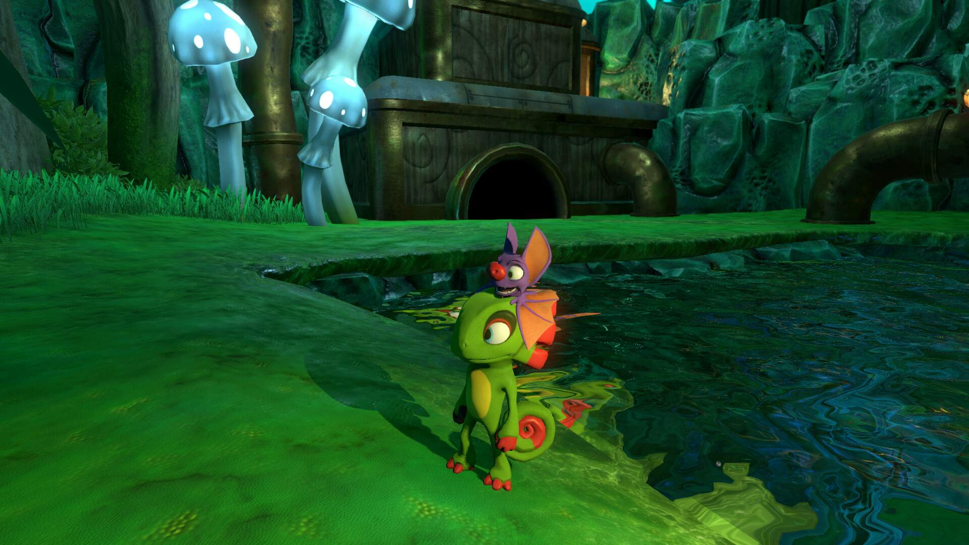 Yooka Laylee Pirate Treasure Location Guide
