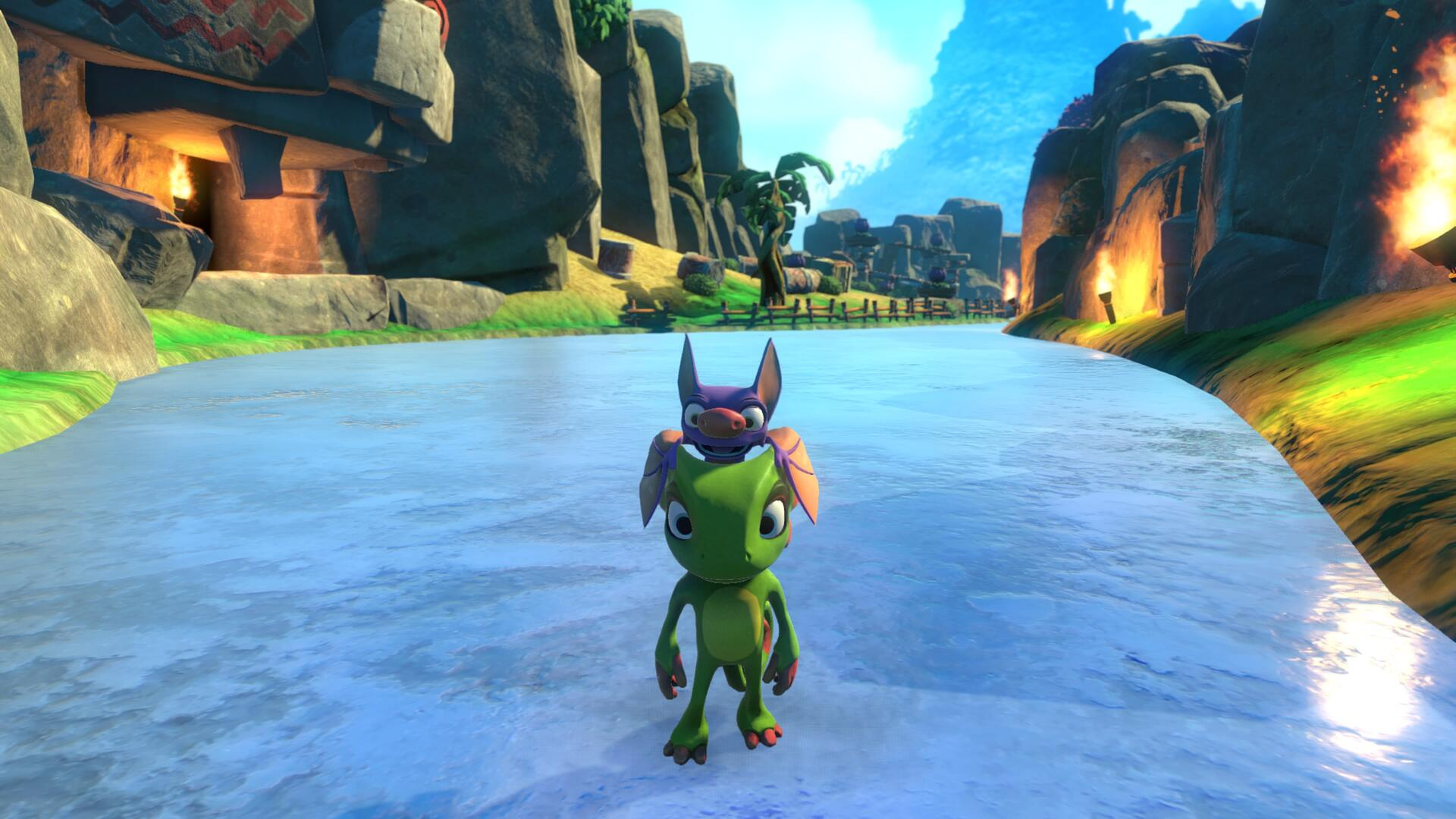 Yooka Laylee Guide Walkthrough - All Pagie Locations, Ghosts, Secrets, Collectables, Boss Battles