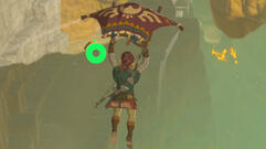 Zelda: Breath of the Wild Player Soars Over 7,000m In Paragliding Challenge
