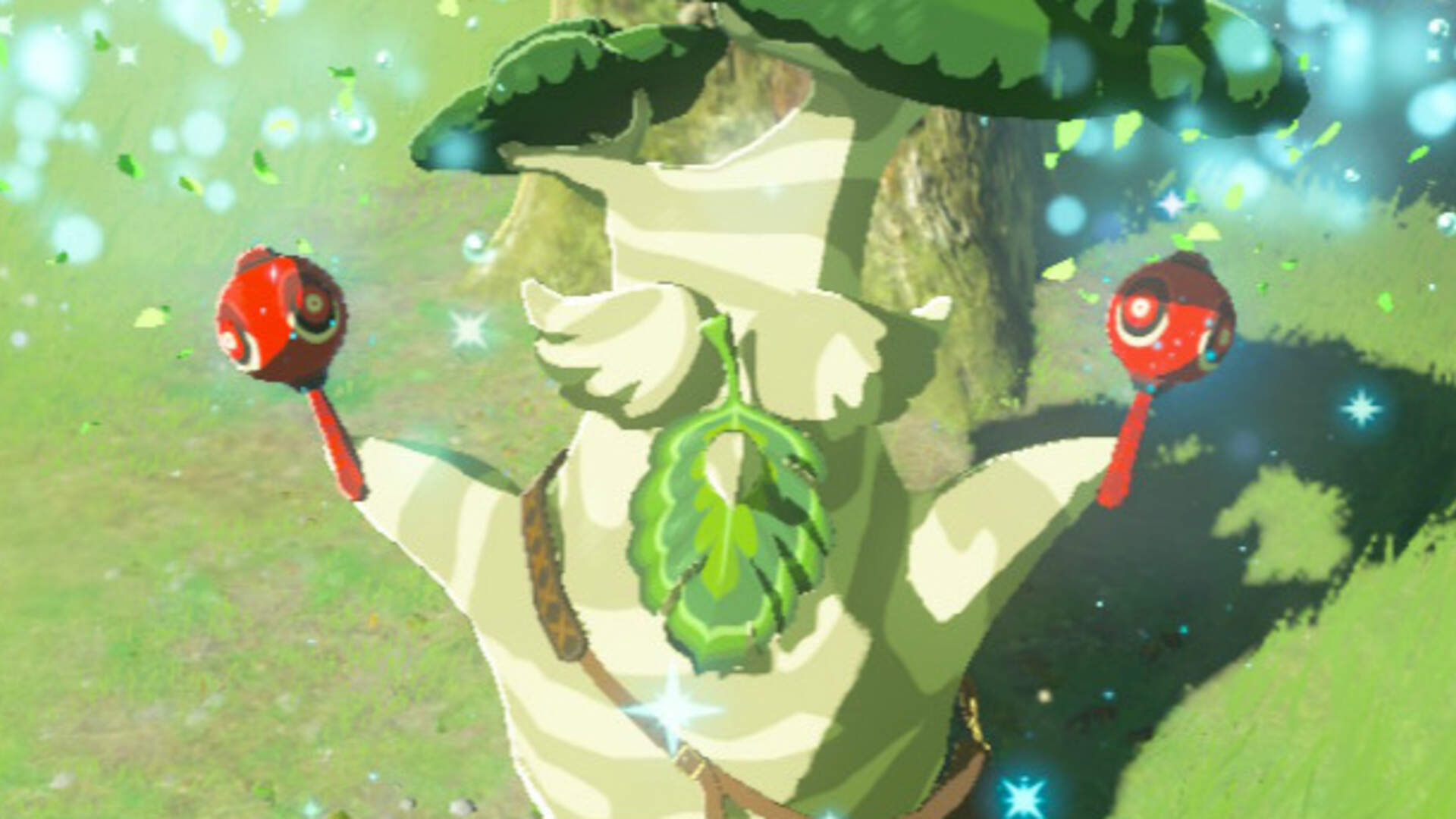 Zelda: Breath of the Wild Gives The Greatest Reward For Collecting Every Korok