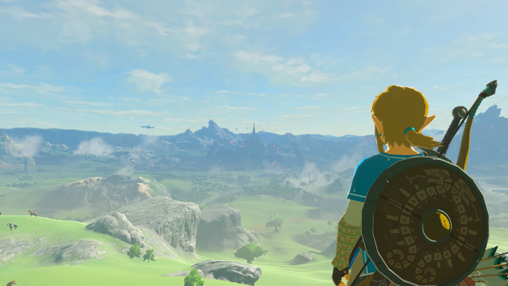 Zelda Breath of the Wild Walkthrough - All Story and Side Quests