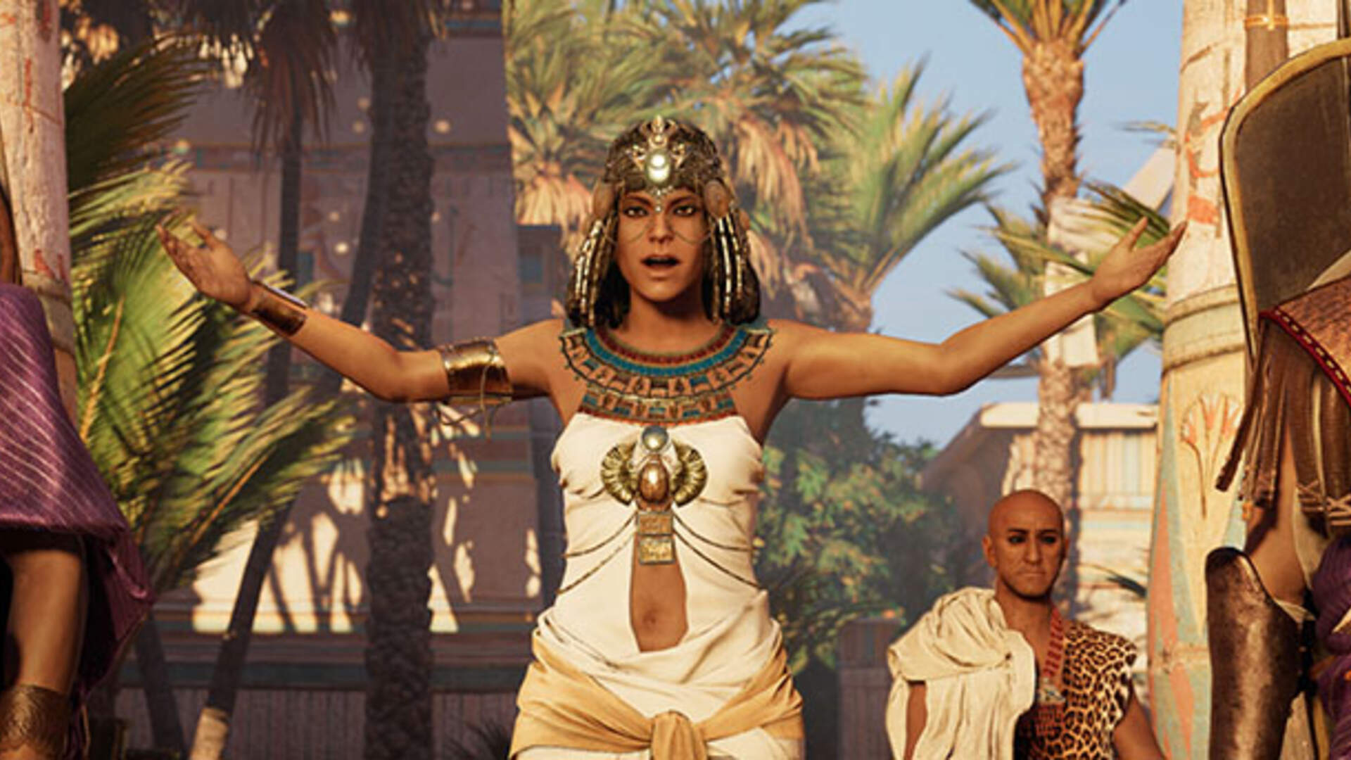 How Assassin's Creed Origins Captures the Politics, Colonialism, and Betrayal of the Real Ancient Egypt