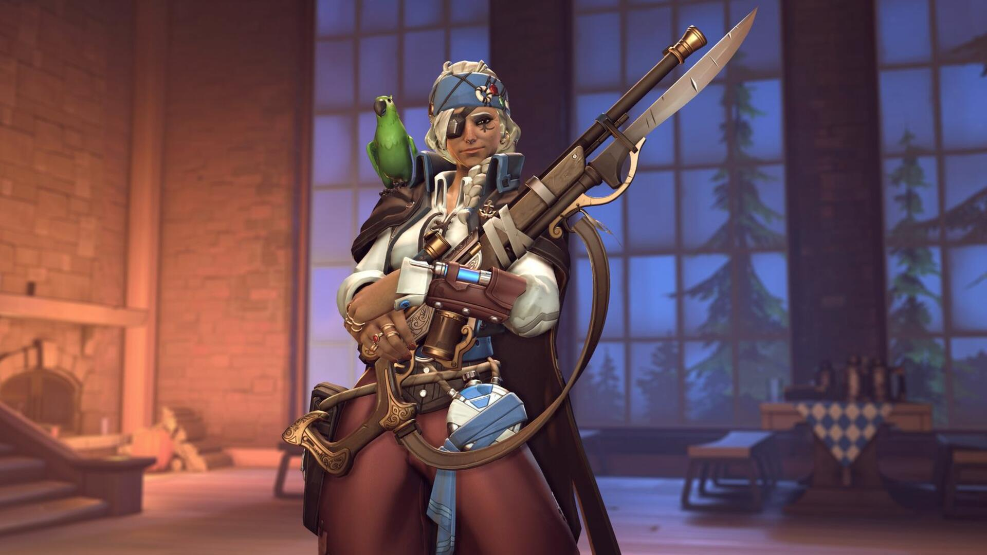 Overwatch's New Patch Silences Xbox One Players With Bad Reputations