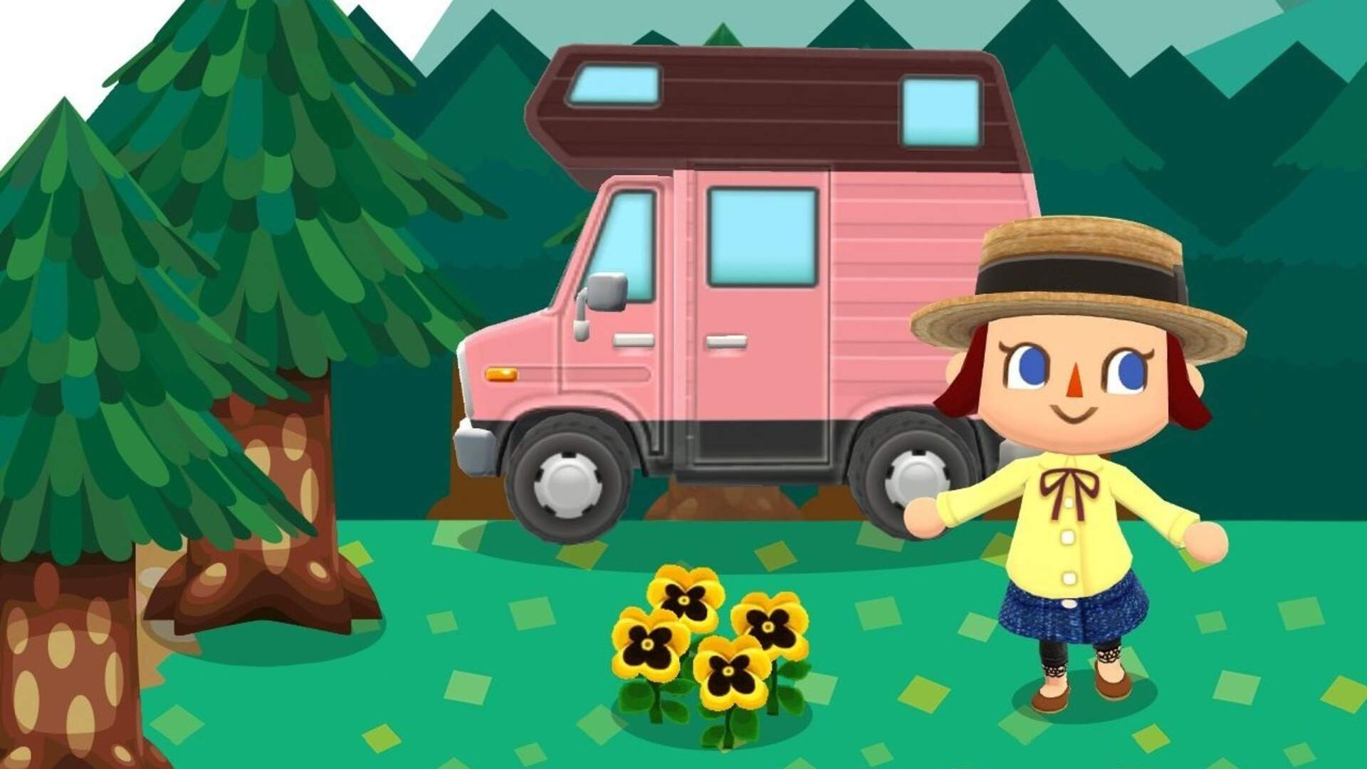Animal Crossing: Pocket Camp is Now Available to Download Worldwide