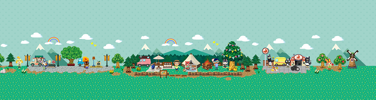Animal Animal Crossing New Horizons Desktop Background