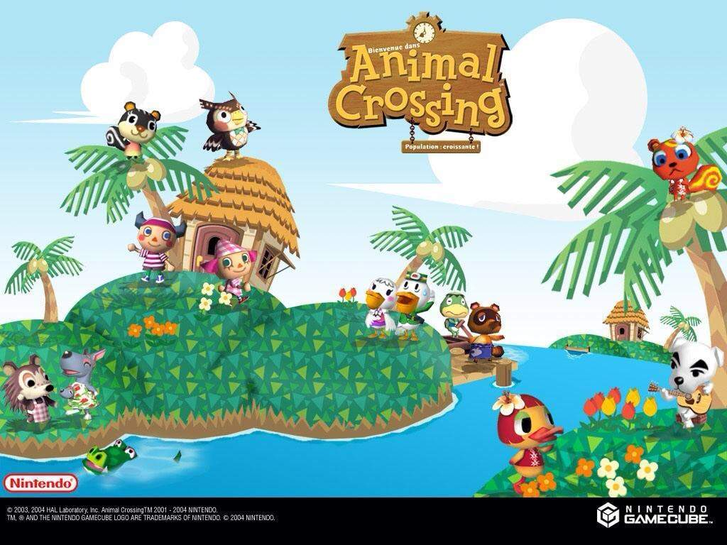 15 years later looking back on animal crossing 39 s - Animal crossing iphone wallpaper ...