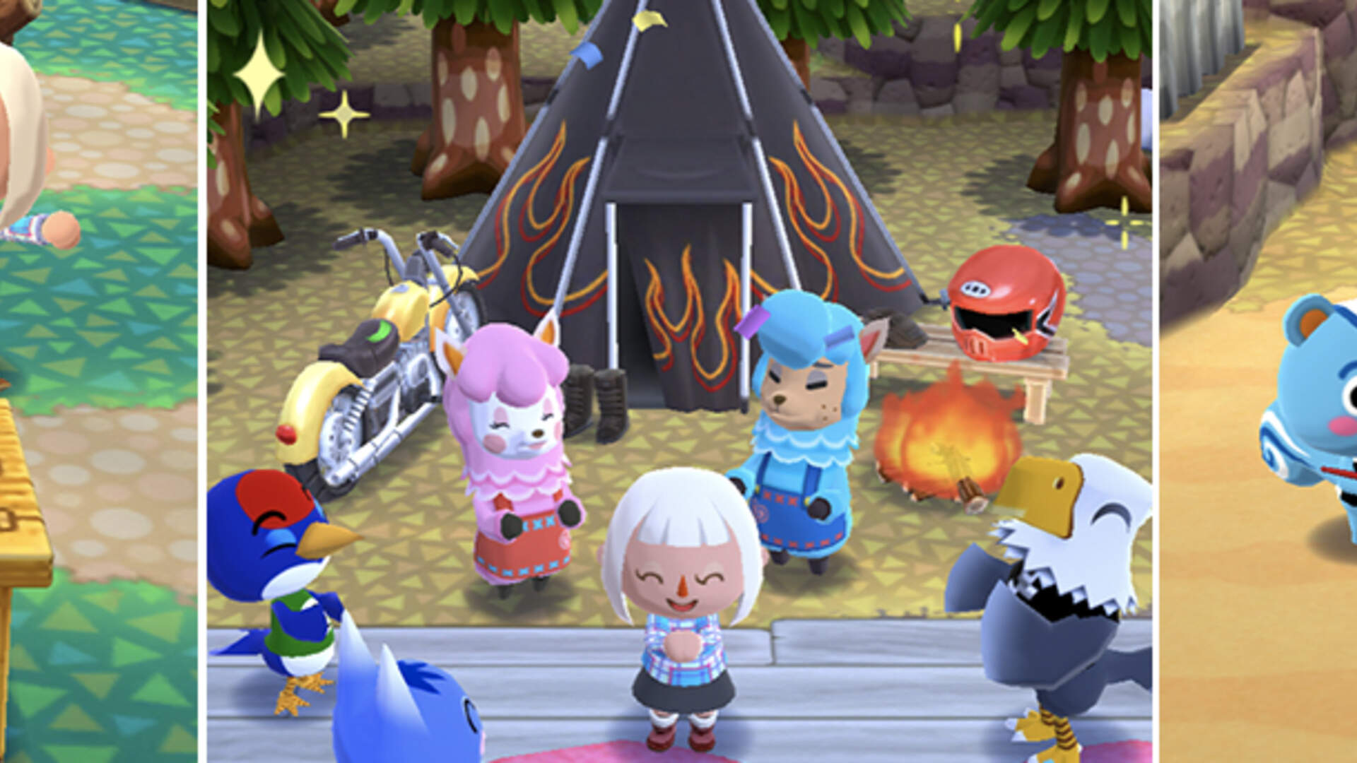 Animal Crossing: Pocket Camp is the Least Pushy Game in the Series, and I Love It