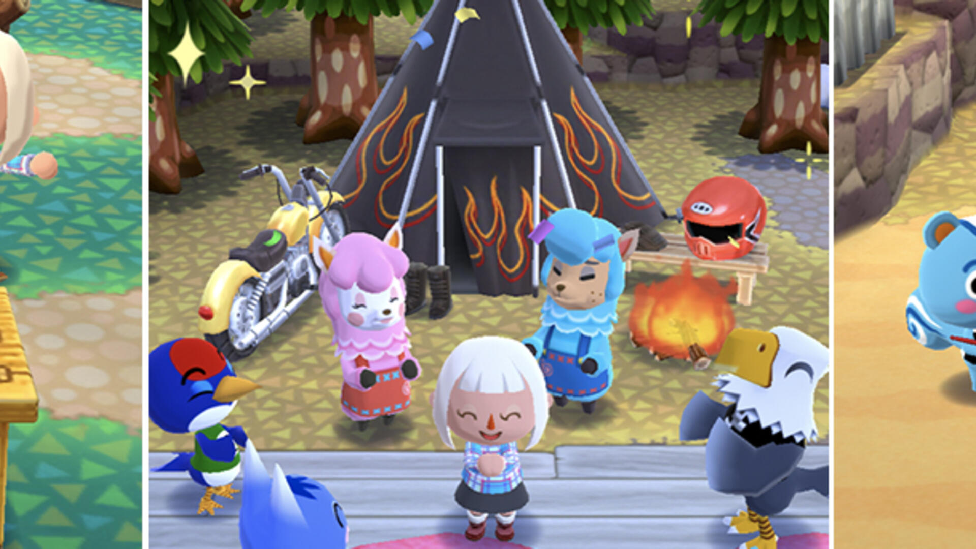 Animal Crossing: Pocket Camp is the Least Pushy Game in the Series