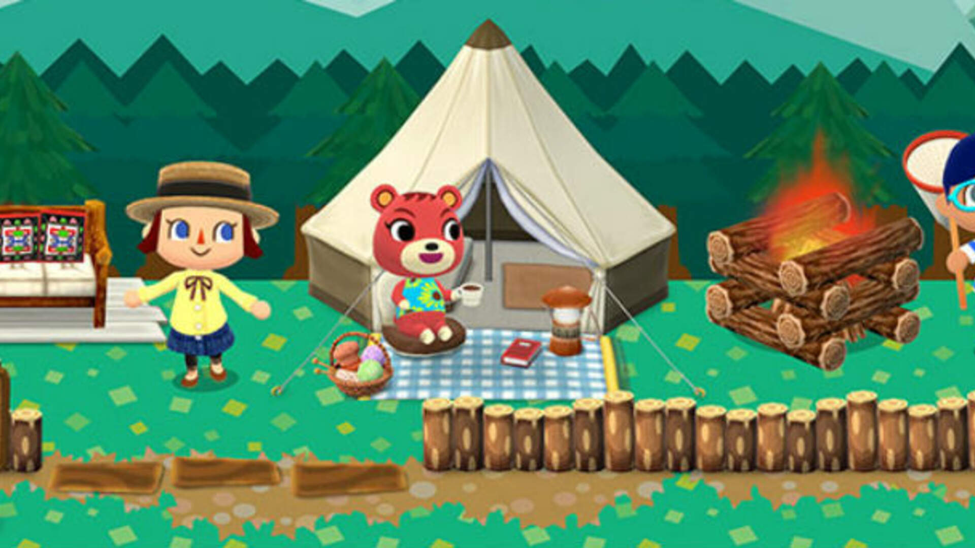 Big Update Coming to Animal Crossing: Pocket Camp