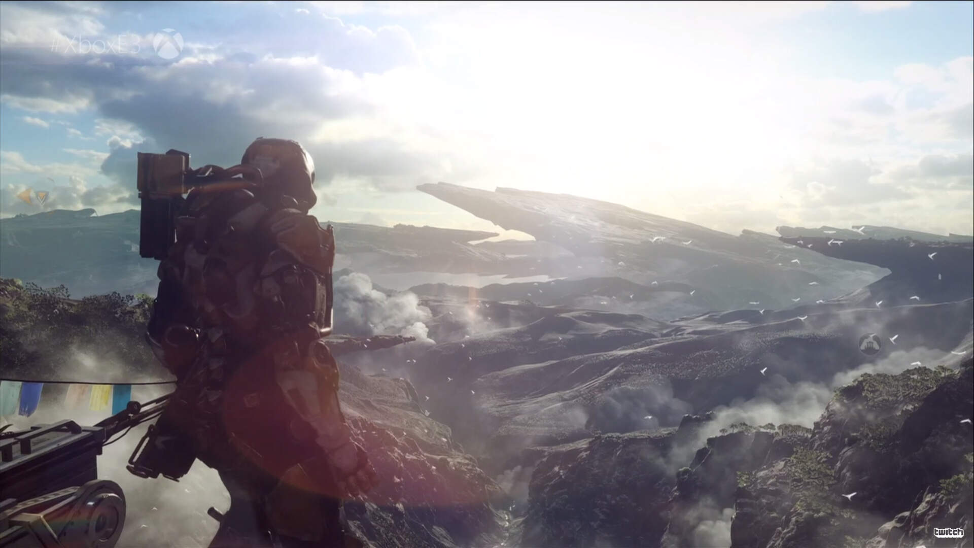 Anthem Closed Alpha Begins Next Week, Here's How to Sign Up