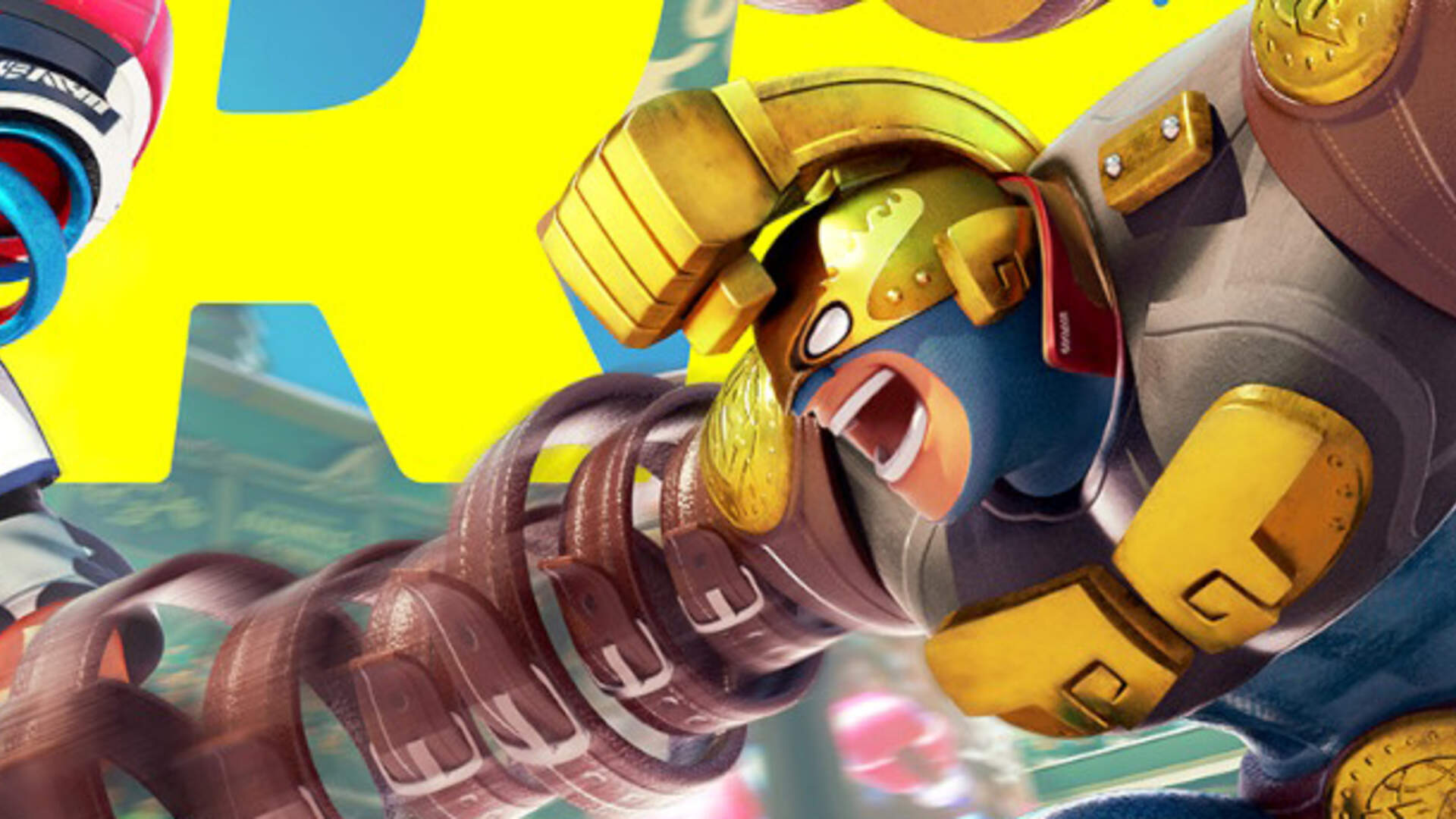 Arms Finally Has a Daddy in New Fighter Max Brass