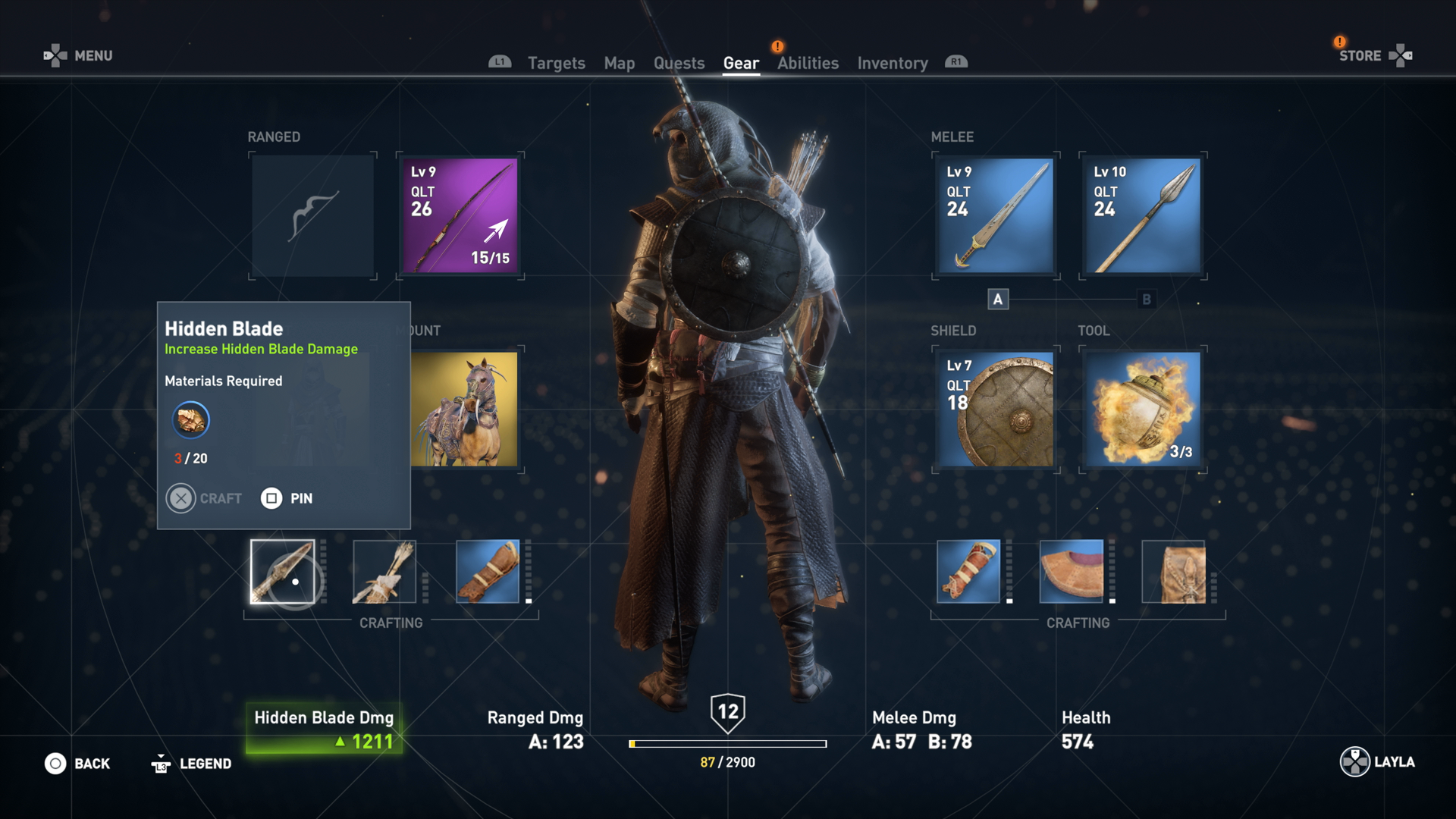 Assassin S Creed Origins Septimius Boss Fight Guide How To Kill