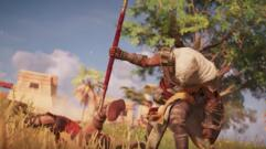 Assassin's Creed Origins Travels Back to the World's First Civilization, Launches in October