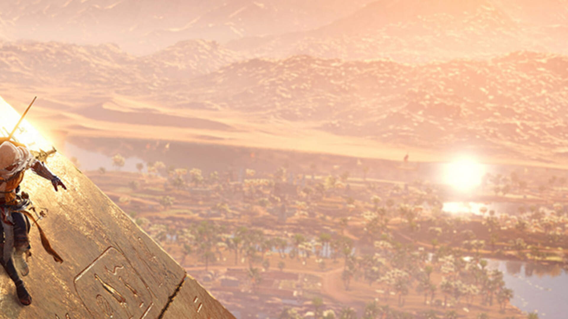 Assassin's Creed: Origins Wants to Reinvent the Franchise
