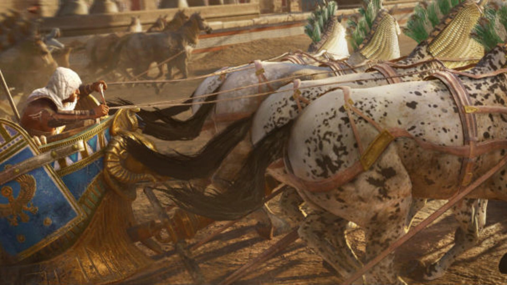 Assassin's Creed Origins Update Lets you Control the Animus