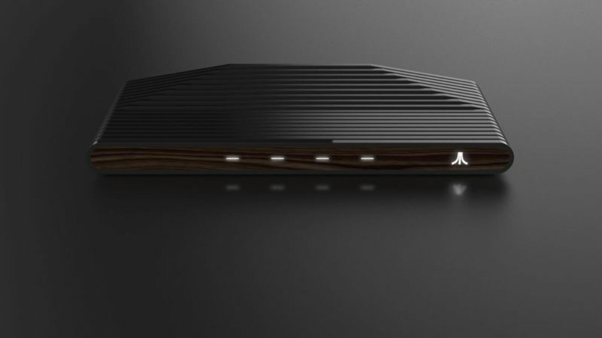 Relive the Past With Atari's New Ataribox