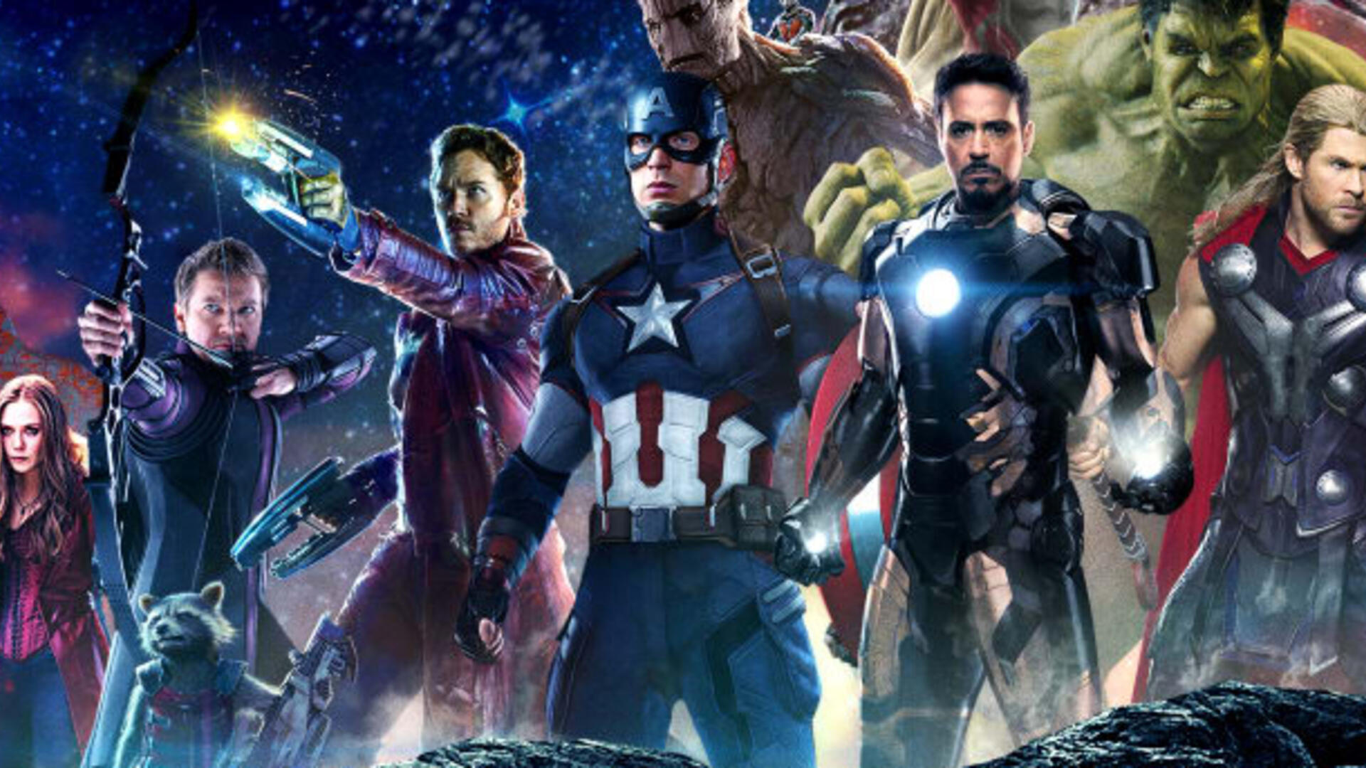 Could We Soon See the Videogame Equivalent of Avengers: Infinity War?