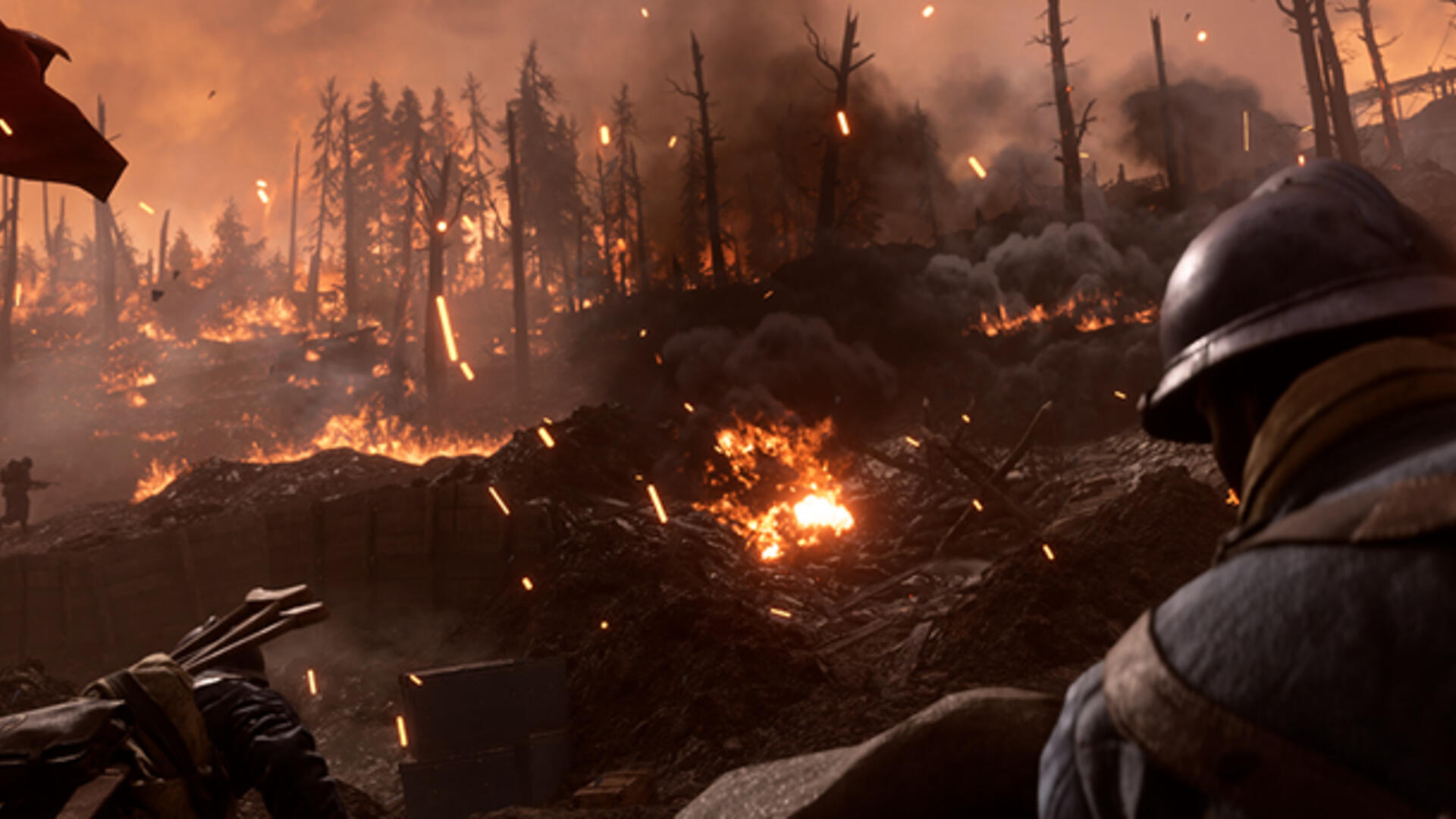 Battlefield 1's First DLC Release Comes Closer Than Ever to Realizing World War I in a Multiplayer Setting