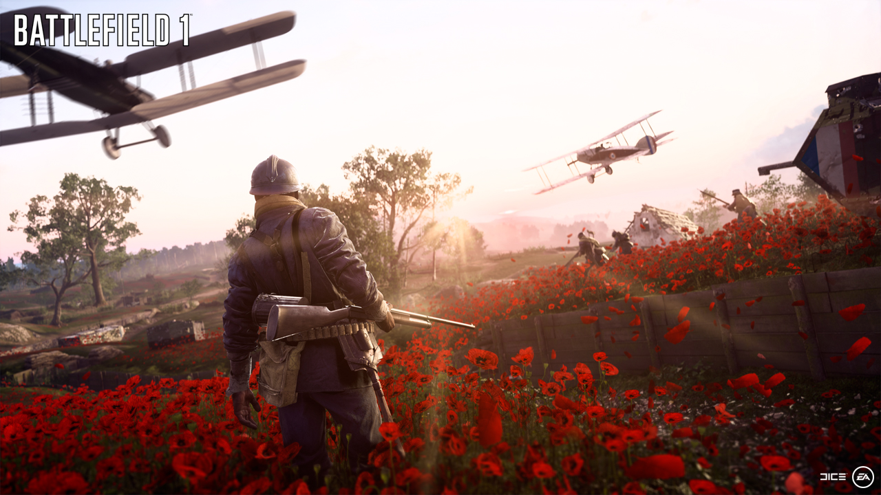 Battlefield 1 Summer Update Patch Notes, Adds Xbox One X 4K