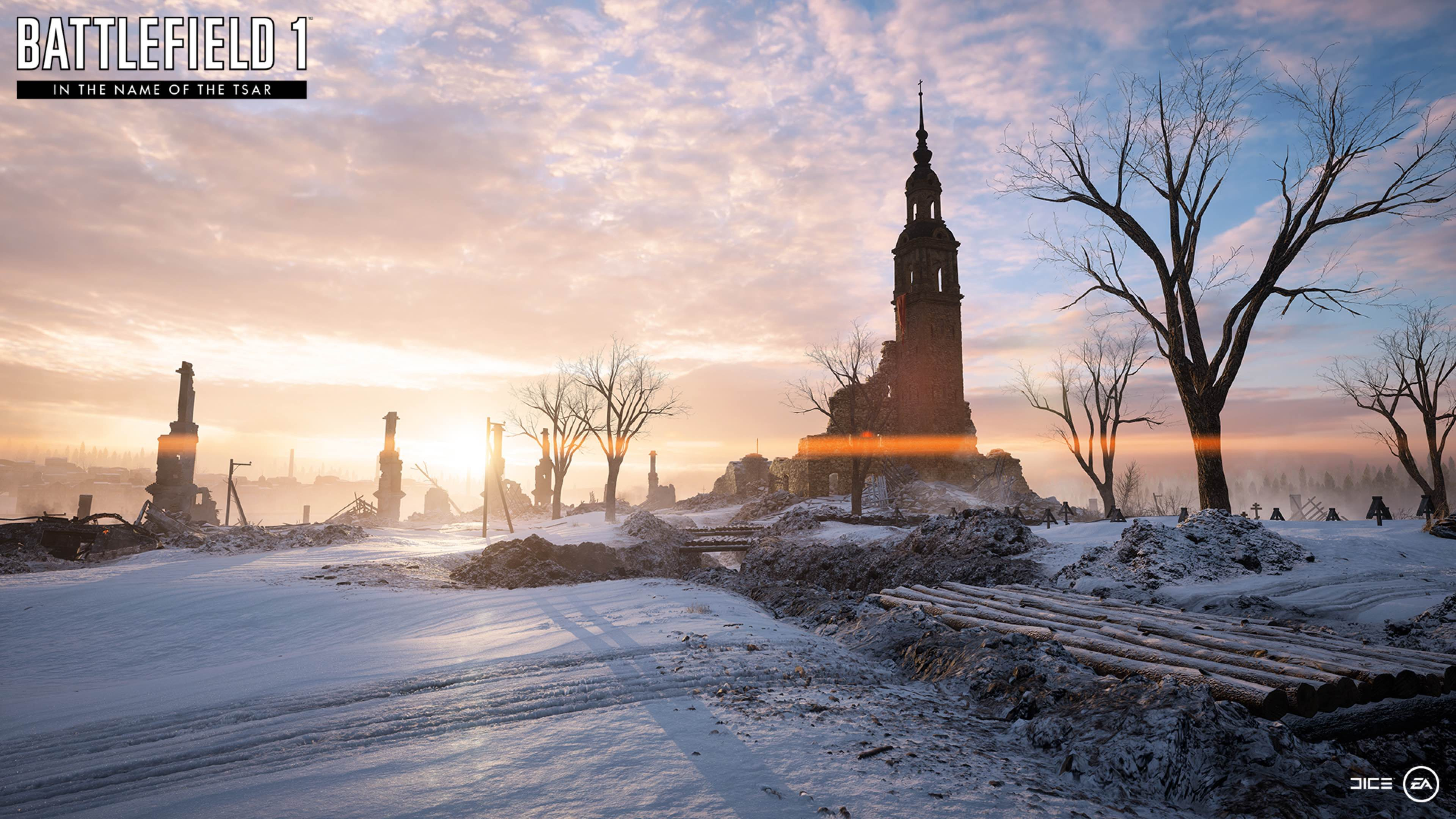 Battlefield 1 In the Name of the Tsar  Release Date New Russian