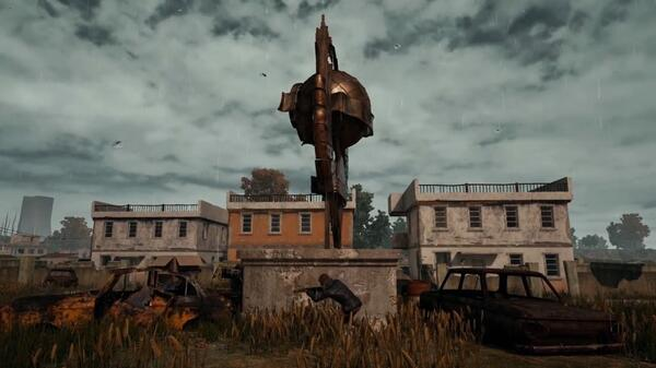 Meeting PlayerUnknown, and the Fiction that Inspired the Year's