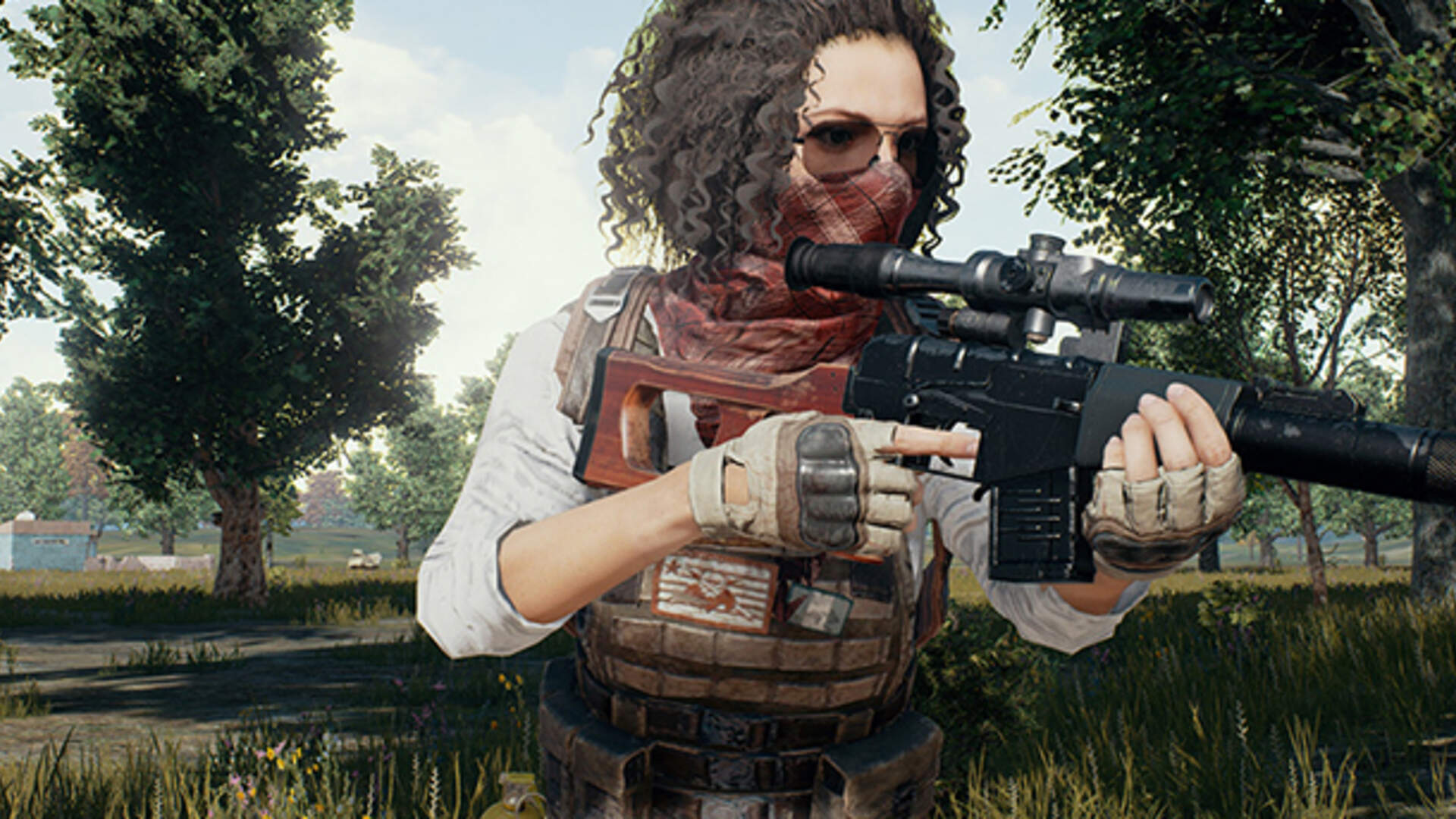 PlayerUnknown Apologizes and Plans Fixing for Absurdly Detailed Female Character Model in PUBG