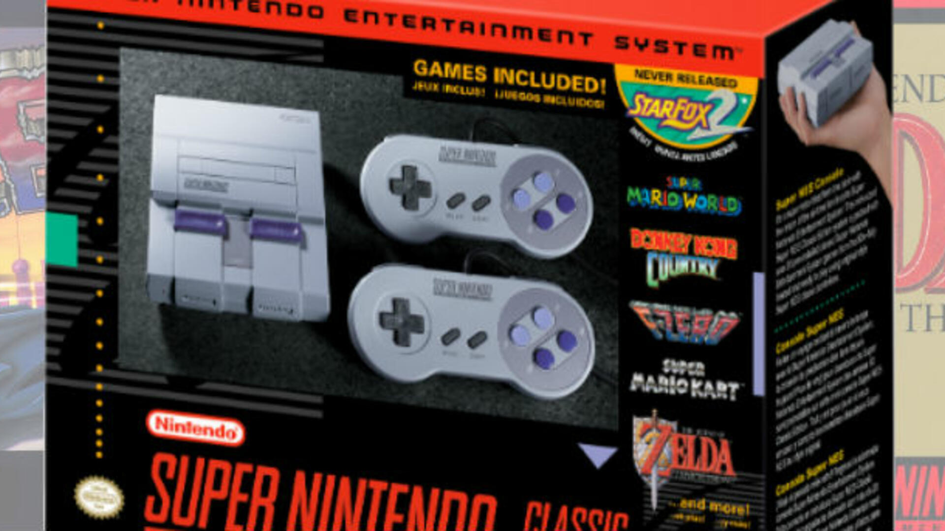 Walmart's SNES Classic Pre-Orders are a Mess... Again