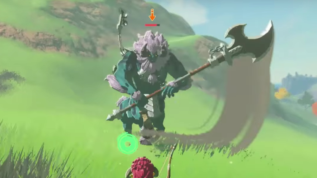 Zelda Breath of the Wild Lynel - How to Kill a Lynel in BOTW
