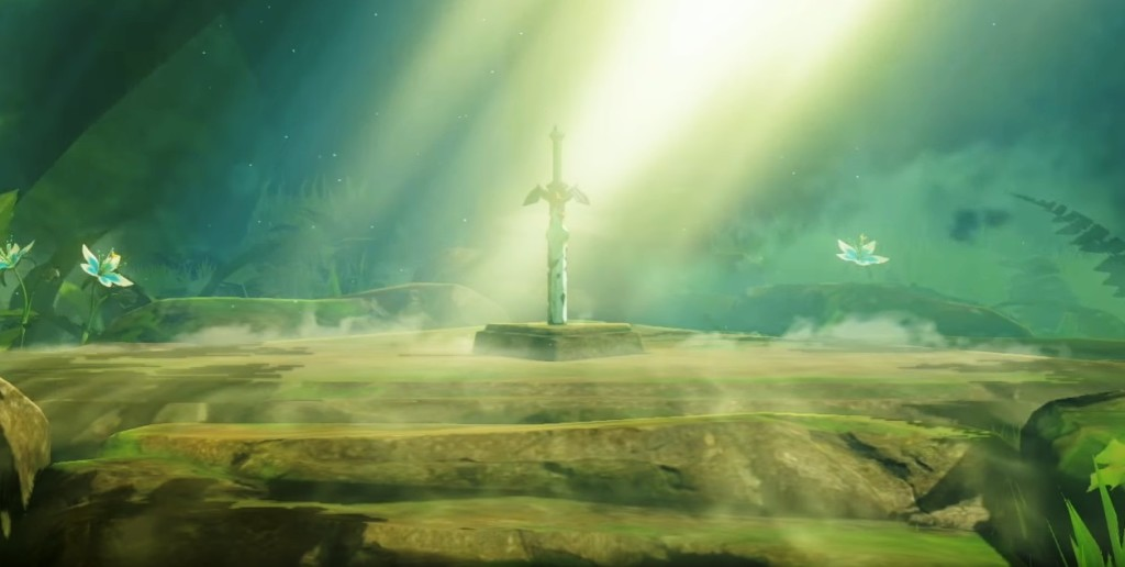 How To Find The Master Sword In Zelda Breath Of The Wild