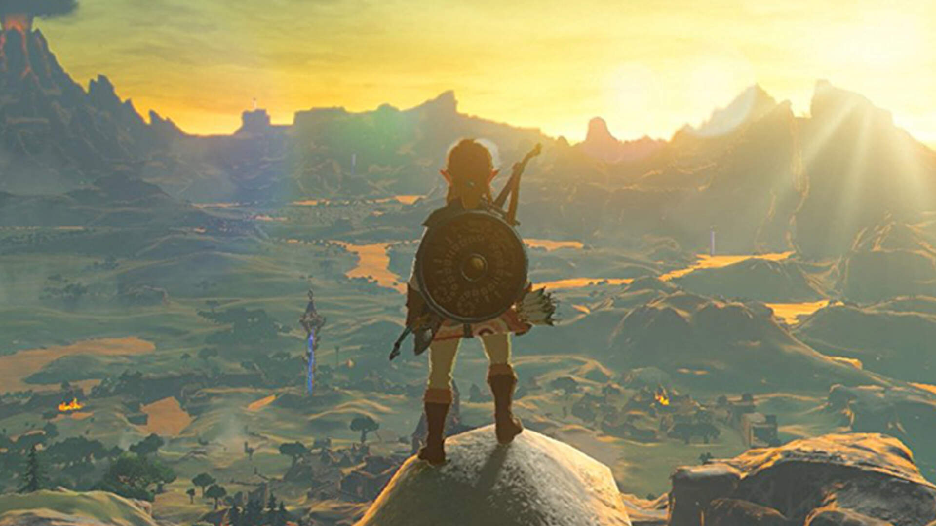 Zelda Wins Another Game of the Year Award at the GDC Awards