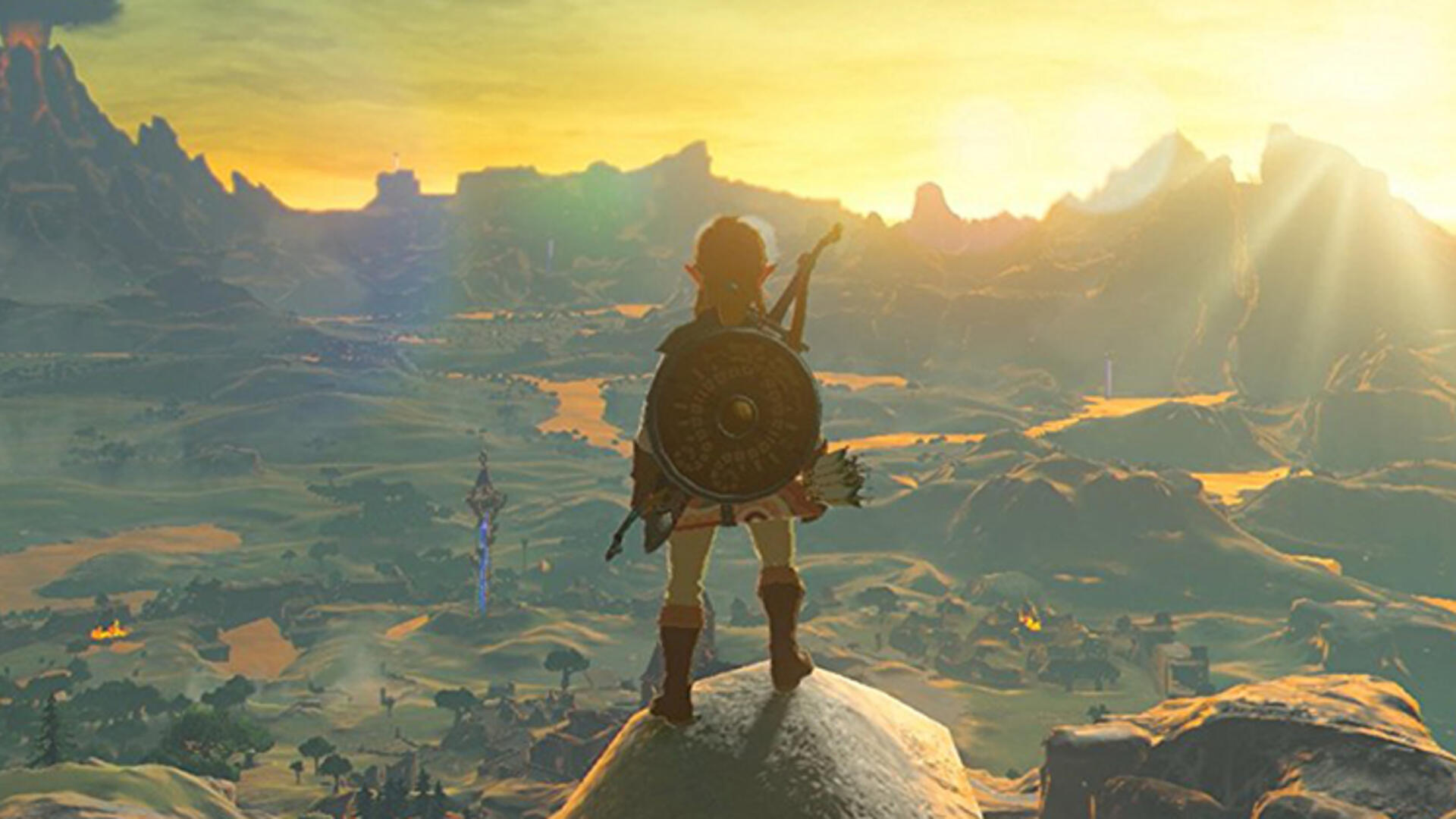 The Legend of Zelda: Breath of the Wild Shouldn't Be This Good