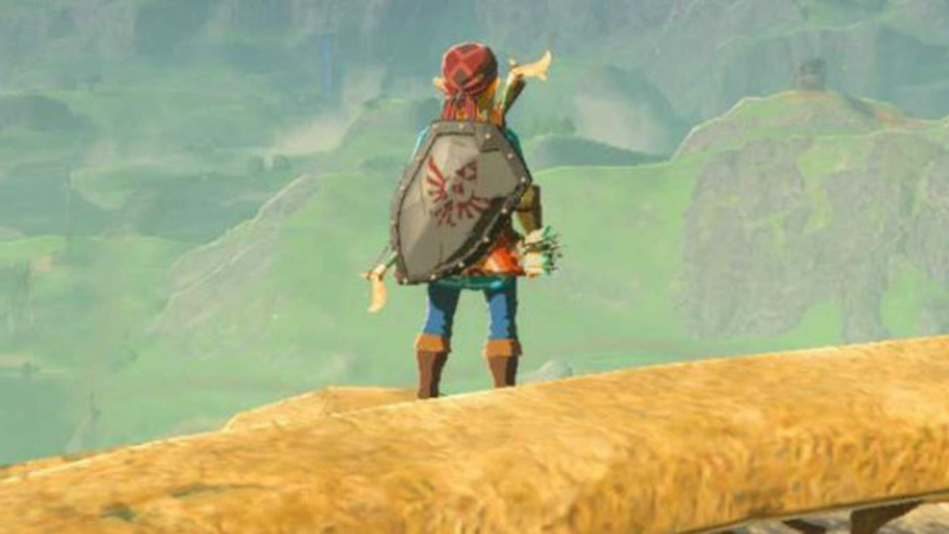 Nadia's Zelda: Breath of the Wild Travel Journal -- Rocks and Watermelon Rinds Make All the Difference