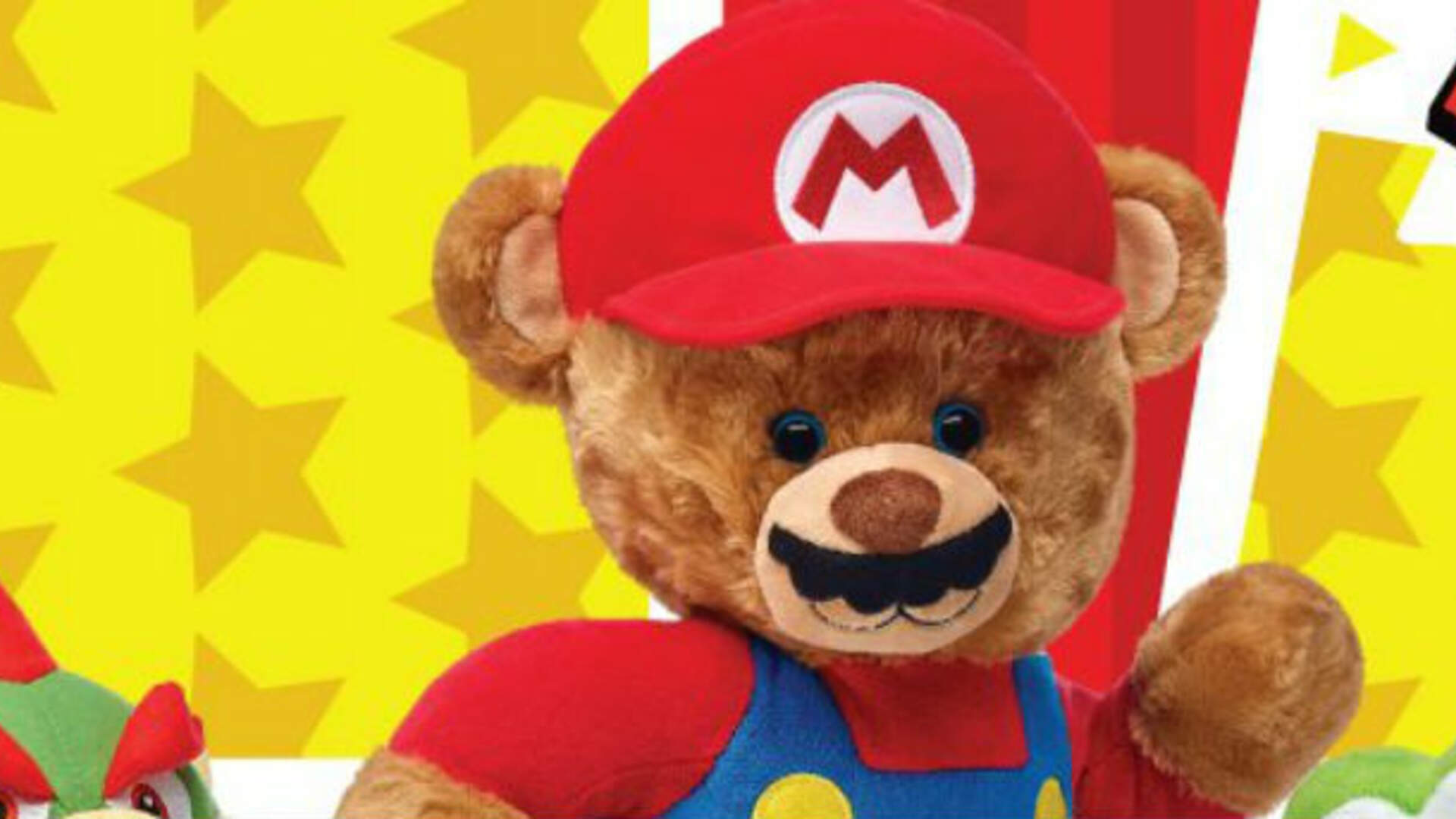 Nintendo Characters and Accessories Now Available at Build-A-Bear