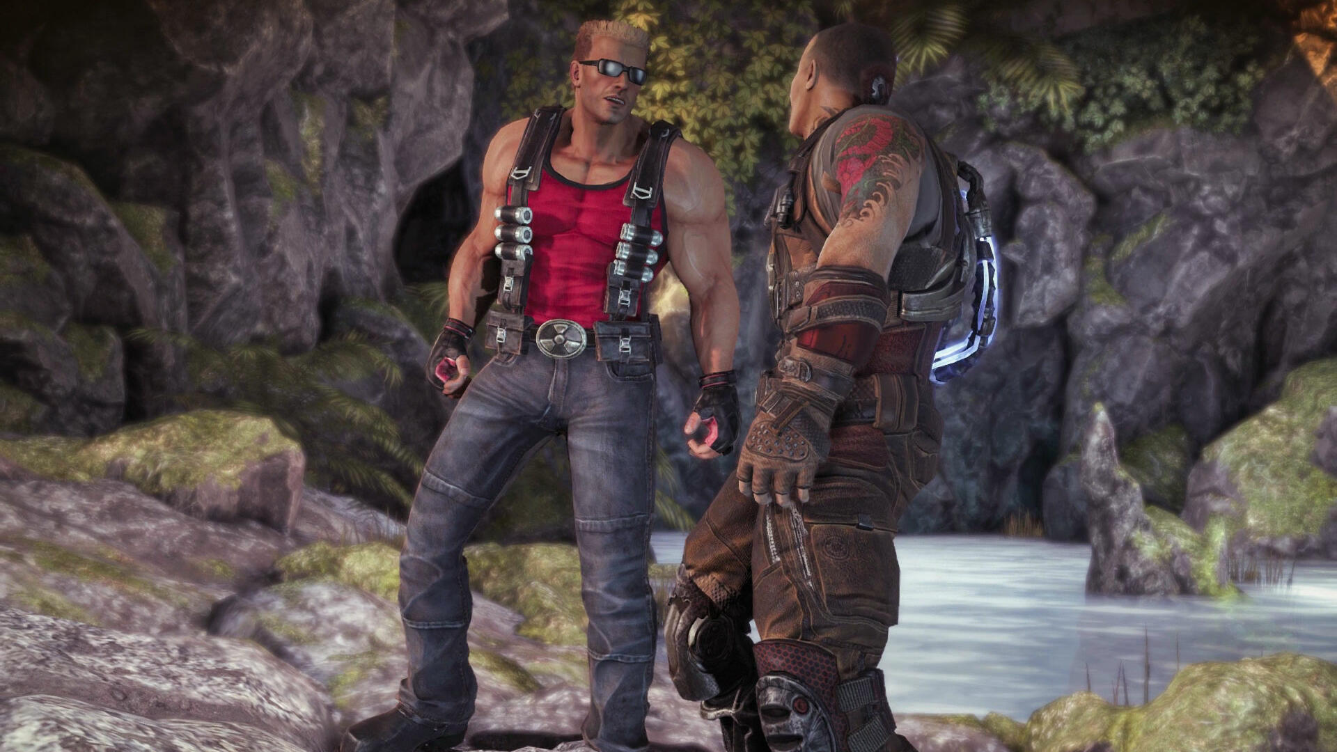 Bulletstorm: Duke of Switch Brings Crazy Shooter to Switch With All of Its DLC, Including Duke Nukem