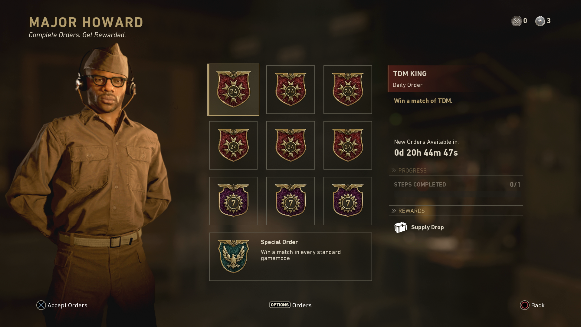 CoD WW2 Prestige Guide How to Level up and Earn XP Quickly Rank
