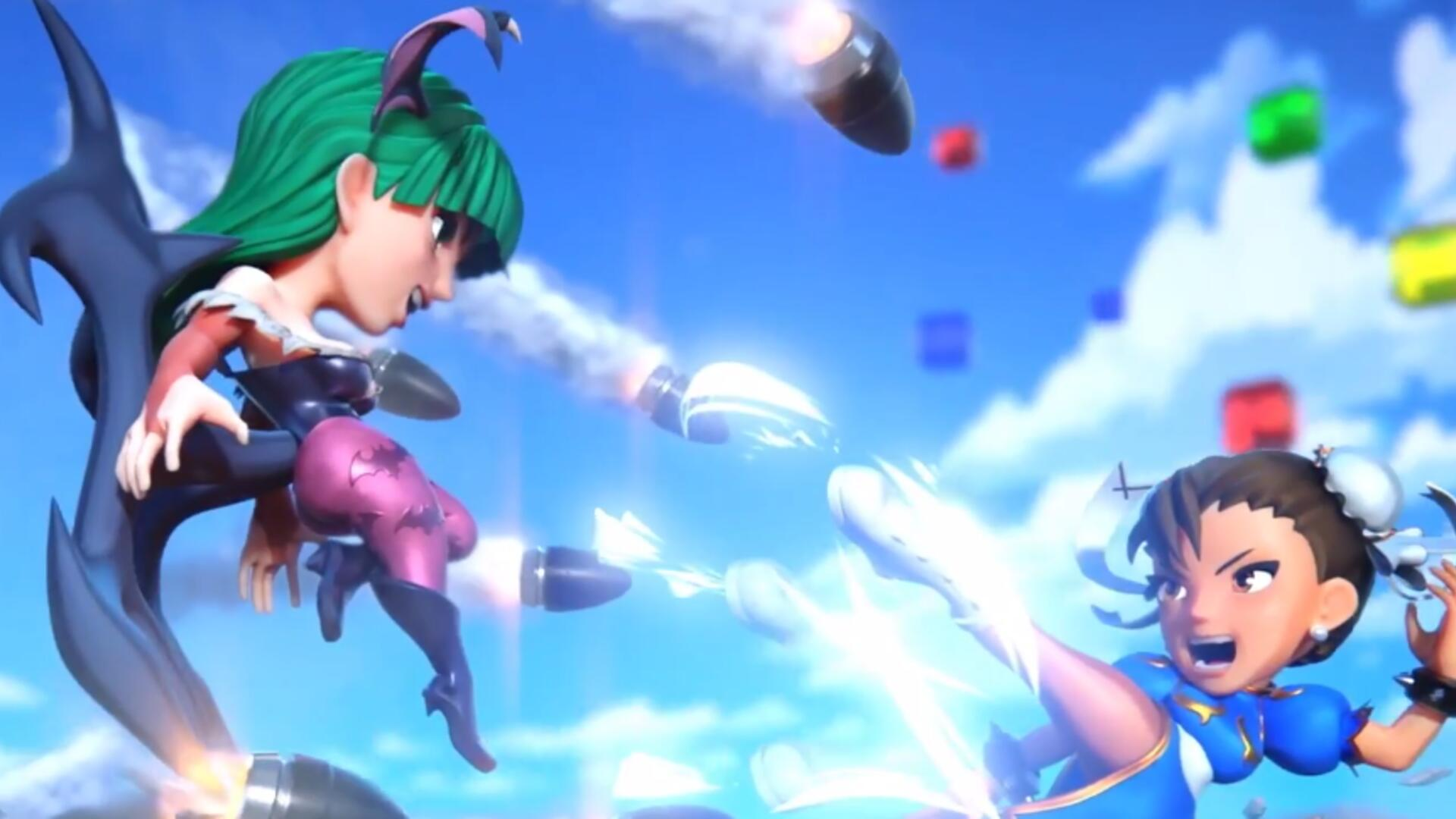 Capcom Vancouver is Bringing Back Puzzle Fighter for Mobile Devices