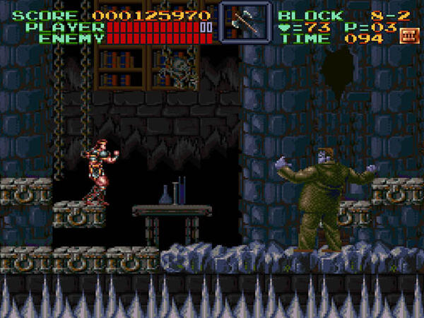 Super NES Retro Review: Super Castlevania IV | USgamer