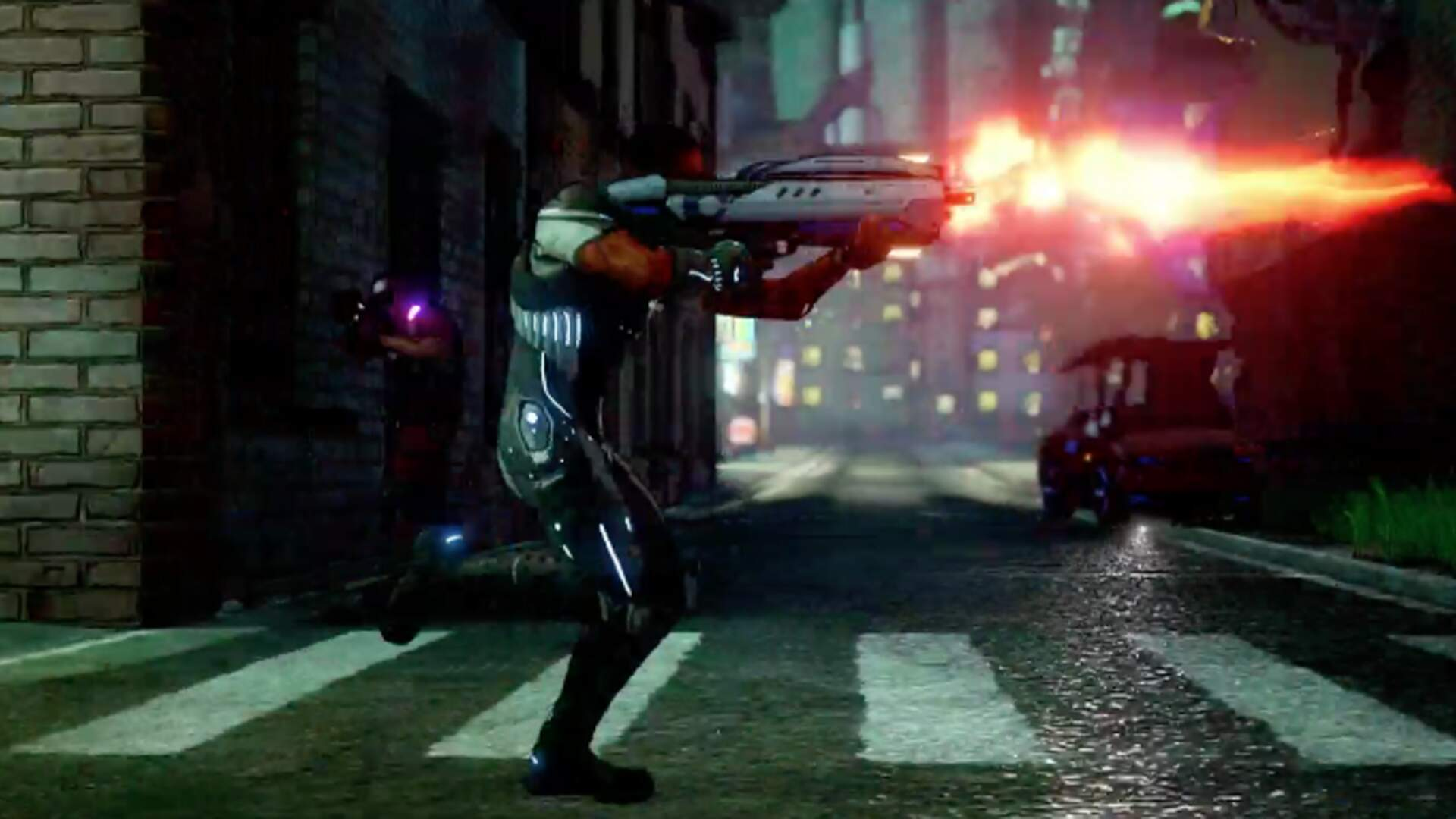 Crackdown 3 Trailer Brings the Guns to Xbox One X in November